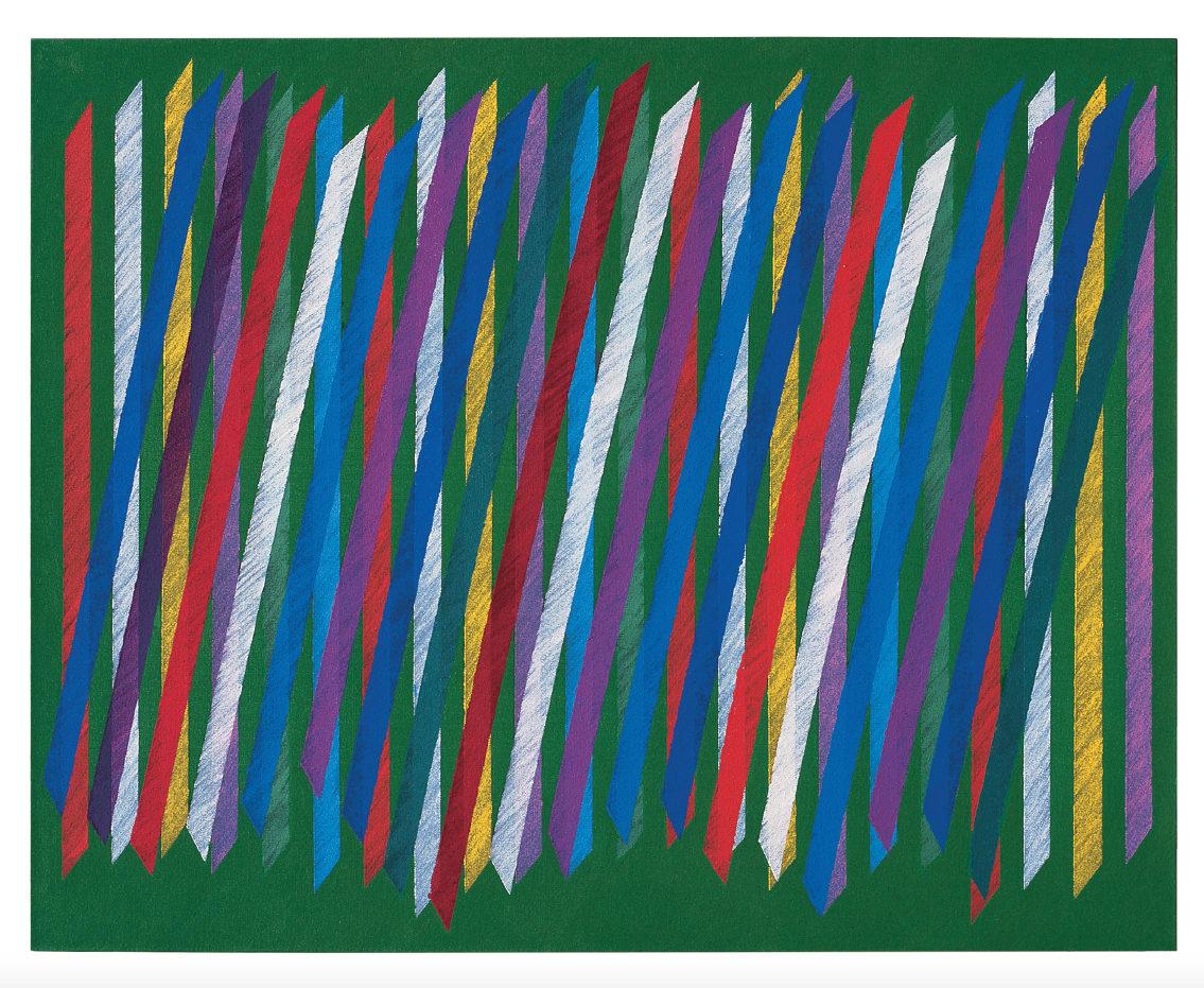 "<span class=""link fancybox-details-link""><a href=""/artists/45-piero-dorazio/works/1025-piero-dorazio-telltale-verde-i-1987/"">View Detail Page</a></span><div class=""artist""><strong>Piero Dorazio</strong></div> <div class=""title""><em>""telltale"" verde I</em>, 1987</div>"