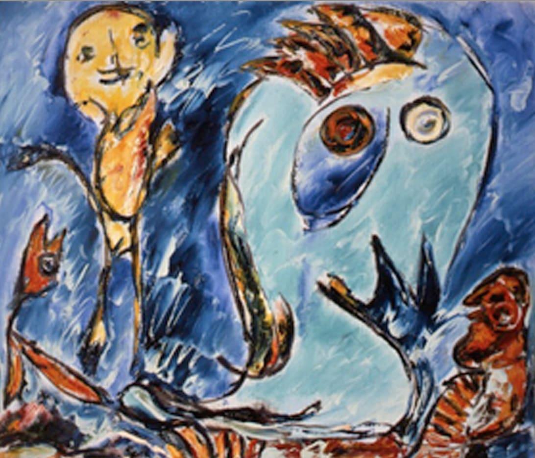 "<span class=""link fancybox-details-link""><a href=""/artists/86-carl-henning-pedersen/works/1090-carl-henning-pedersen-leda-and-the-swan-1979/"">View Detail Page</a></span><div class=""artist""><strong>Carl-henning Pedersen</strong></div> <div class=""title""><em>Leda and the swan</em>, 1979</div> <div class=""medium"">oil on canvas</div> <div class=""dimensions"">cm 60x70</div>"