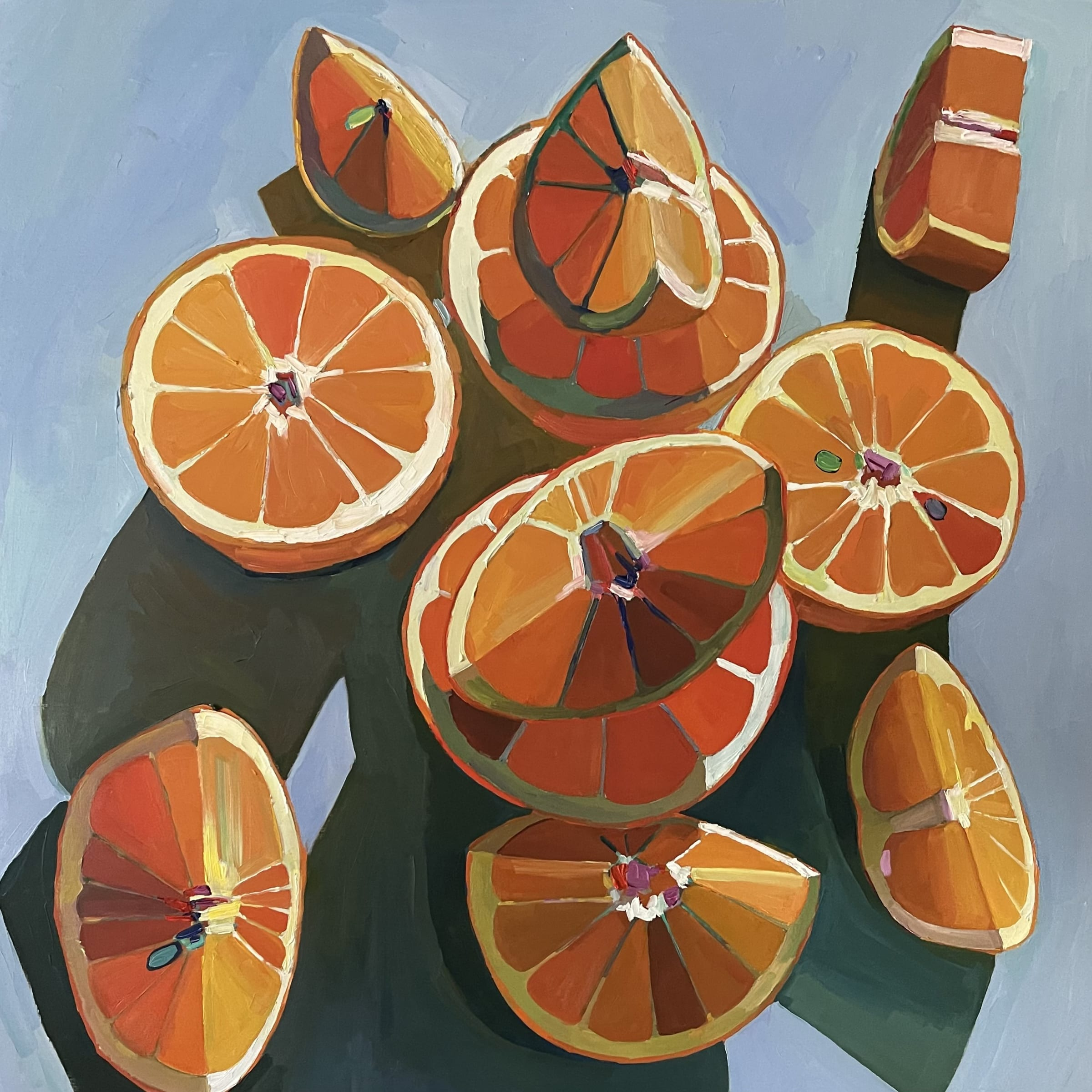 """<span class=""""link fancybox-details-link""""><a href=""""/artists/97-erika-lee-sears/works/1408-erika-lee-sears-orange-a-peel/"""">View Detail Page</a></span><div class=""""artist""""><strong>Erika Lee Sears</strong></div> <div class=""""title""""><em>Orange a Peel</em></div> <div class=""""medium"""">Oil on panel</div> <div class=""""dimensions"""">24 x 24 inches</div>"""