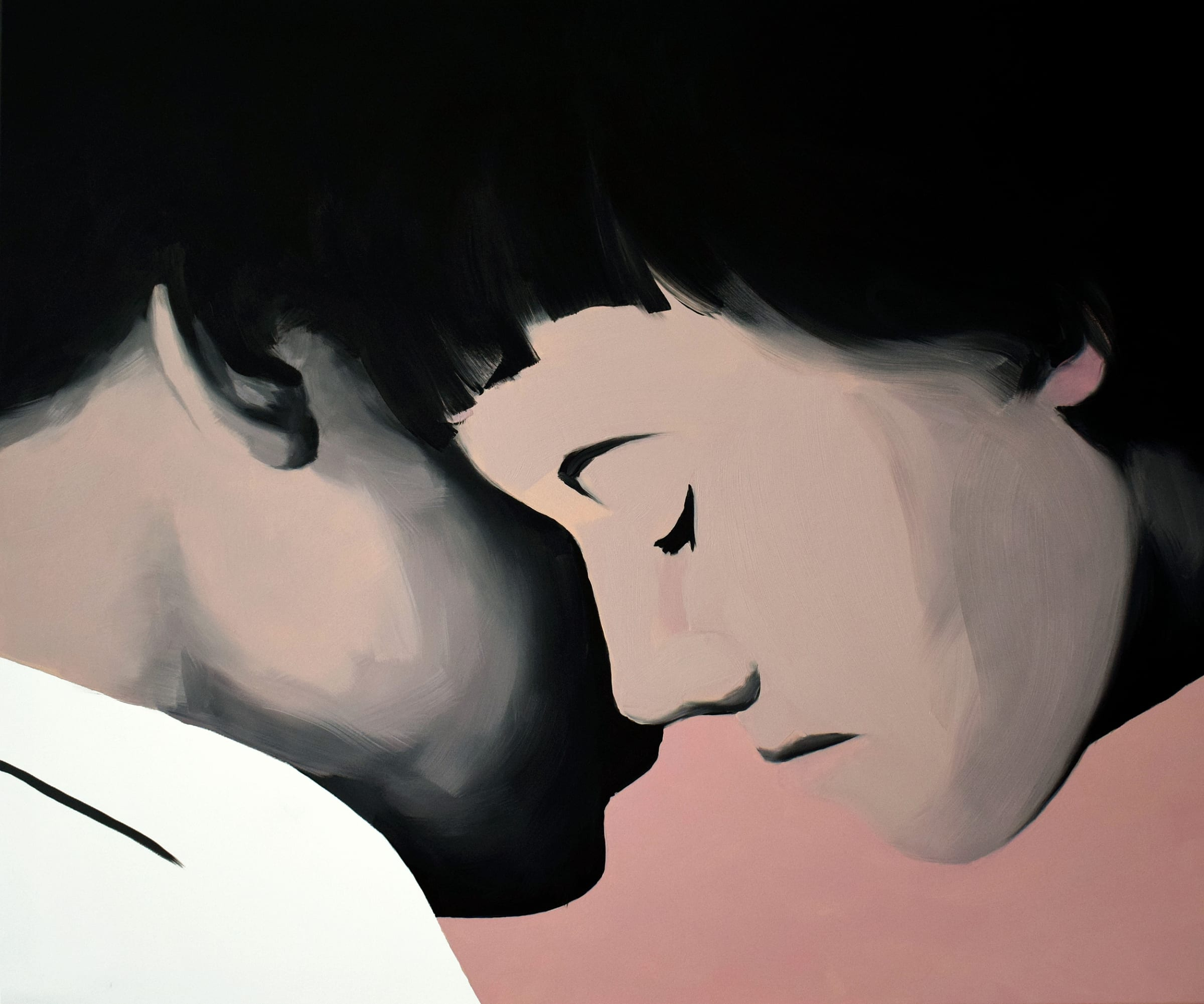 "<span class=""link fancybox-details-link""><a href=""/artists/54-jarek-puczel/works/573-jarek-puczel-connection/"">View Detail Page</a></span><div class=""artist""><strong>Jarek Puczel</strong></div> <div class=""title""><em>Connection </em></div> <div class=""medium"">Oil on Canvas </div> <div class=""dimensions"">39.4 x 47.2 inches </div>"