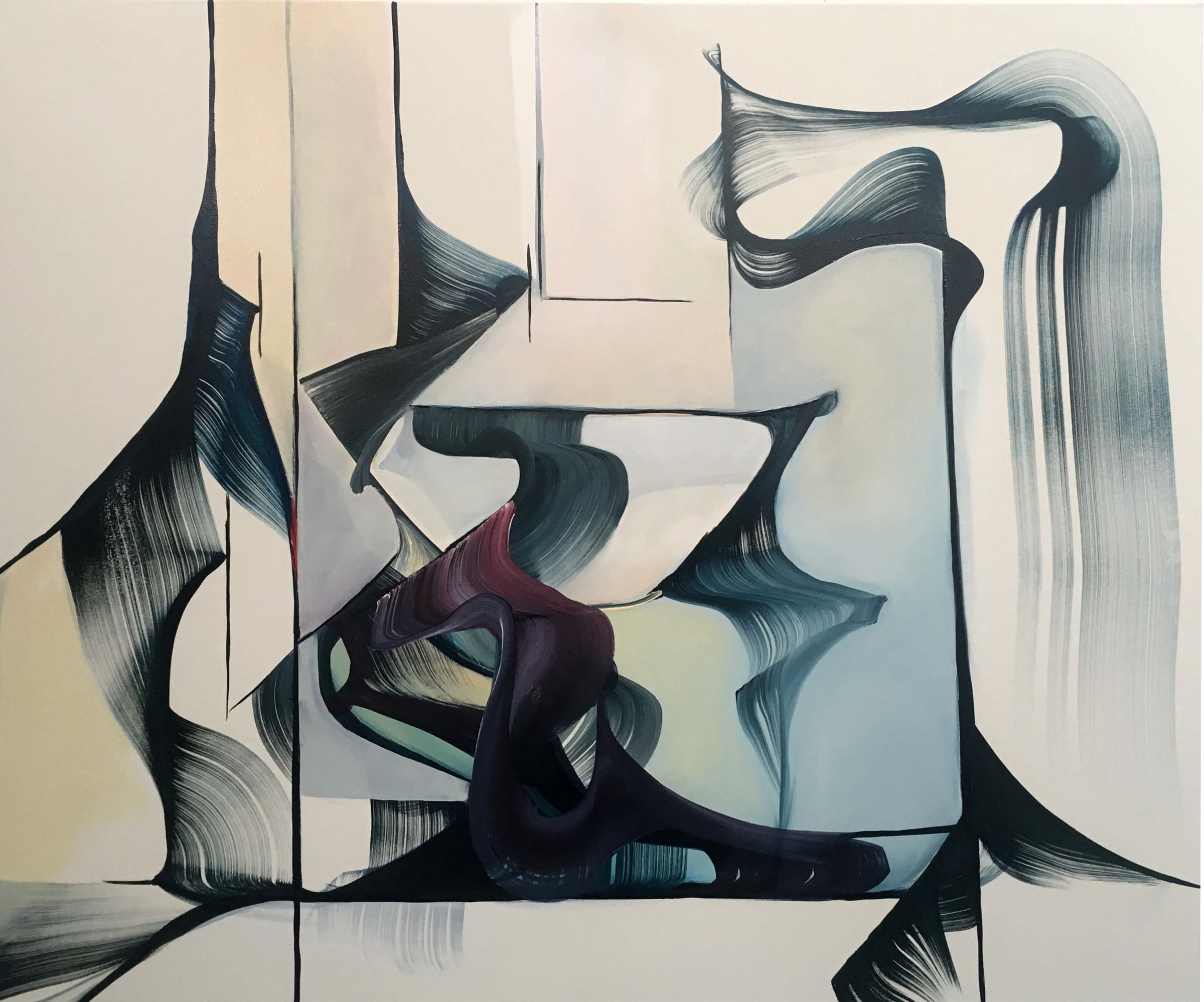 """<span class=""""link fancybox-details-link""""><a href=""""/artists/71-laina-terpstra/works/495-laina-terpstra-untitled/"""">View Detail Page</a></span><div class=""""artist""""><strong>Laina Terpstra</strong></div> <div class=""""title"""">Untitled </div> <div class=""""medium"""">Oil on Canvas</div> <div class=""""dimensions"""">48 x 60 inches <br /> SOLD</div>"""