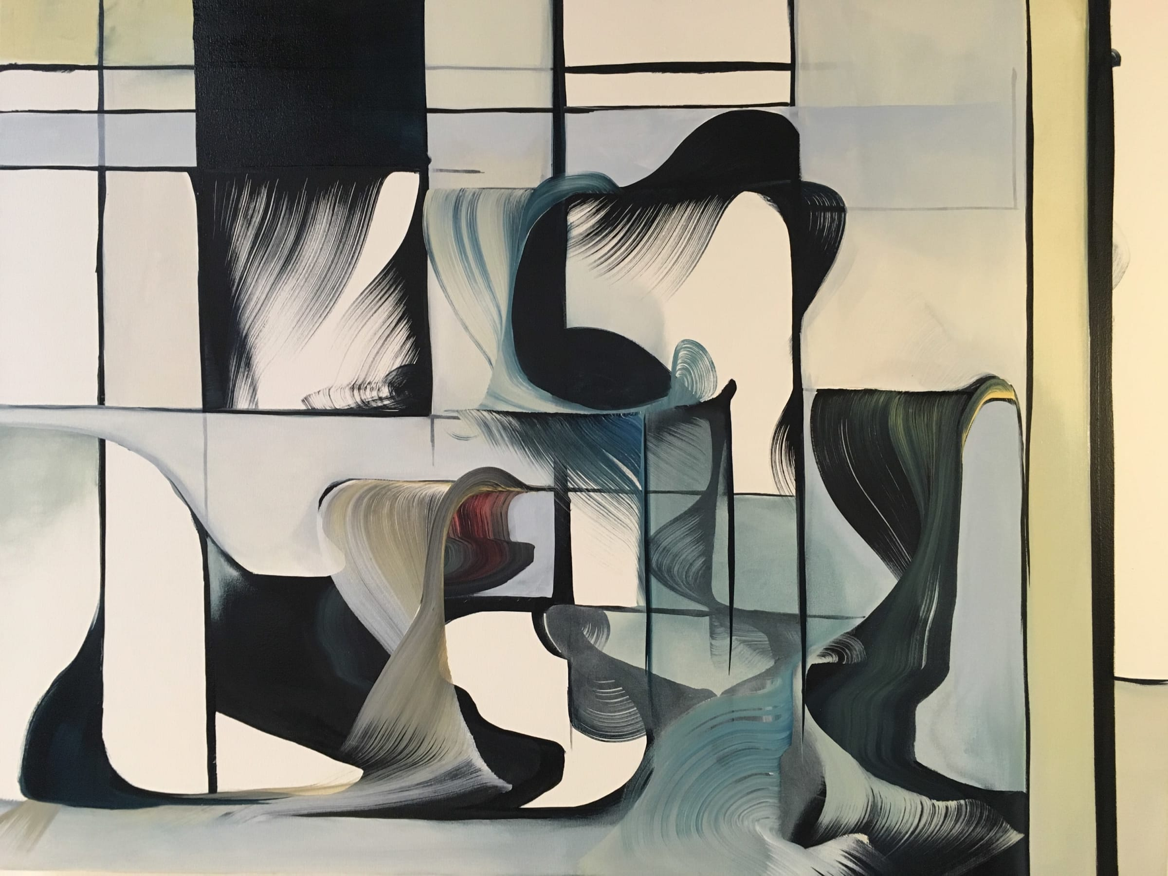"""<span class=""""link fancybox-details-link""""><a href=""""/artists/71-laina-terpstra/works/534-laina-terpstra-untitled-12/"""">View Detail Page</a></span><div class=""""artist""""><strong>Laina Terpstra</strong></div> <div class=""""title""""><em>Untitled 12</em></div> <div class=""""medium"""">Oil on Canvas </div> <div class=""""dimensions"""">36 x 48 inches </div>"""