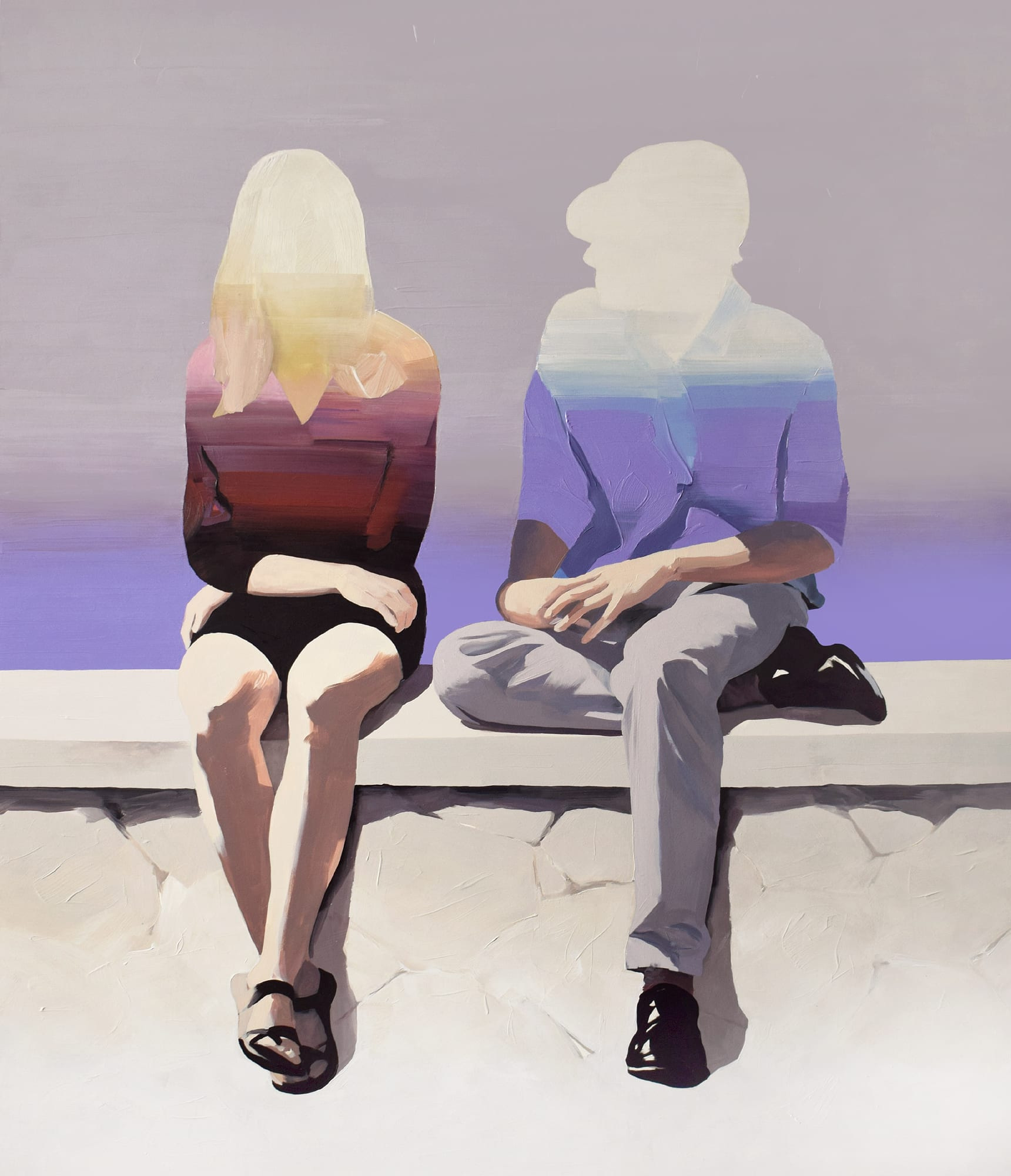 "<span class=""link fancybox-details-link""><a href=""/artists/54-jarek-puczel/works/574-jarek-puczel-couple-at-the-seaside/"">View Detail Page</a></span><div class=""artist""><strong>Jarek Puczel</strong></div> <div class=""title""><em>Couple at the Seaside </em></div> <div class=""medium"">Oil on Canvas </div> <div class=""dimensions"">55 x 47 inches <br /> </div>"