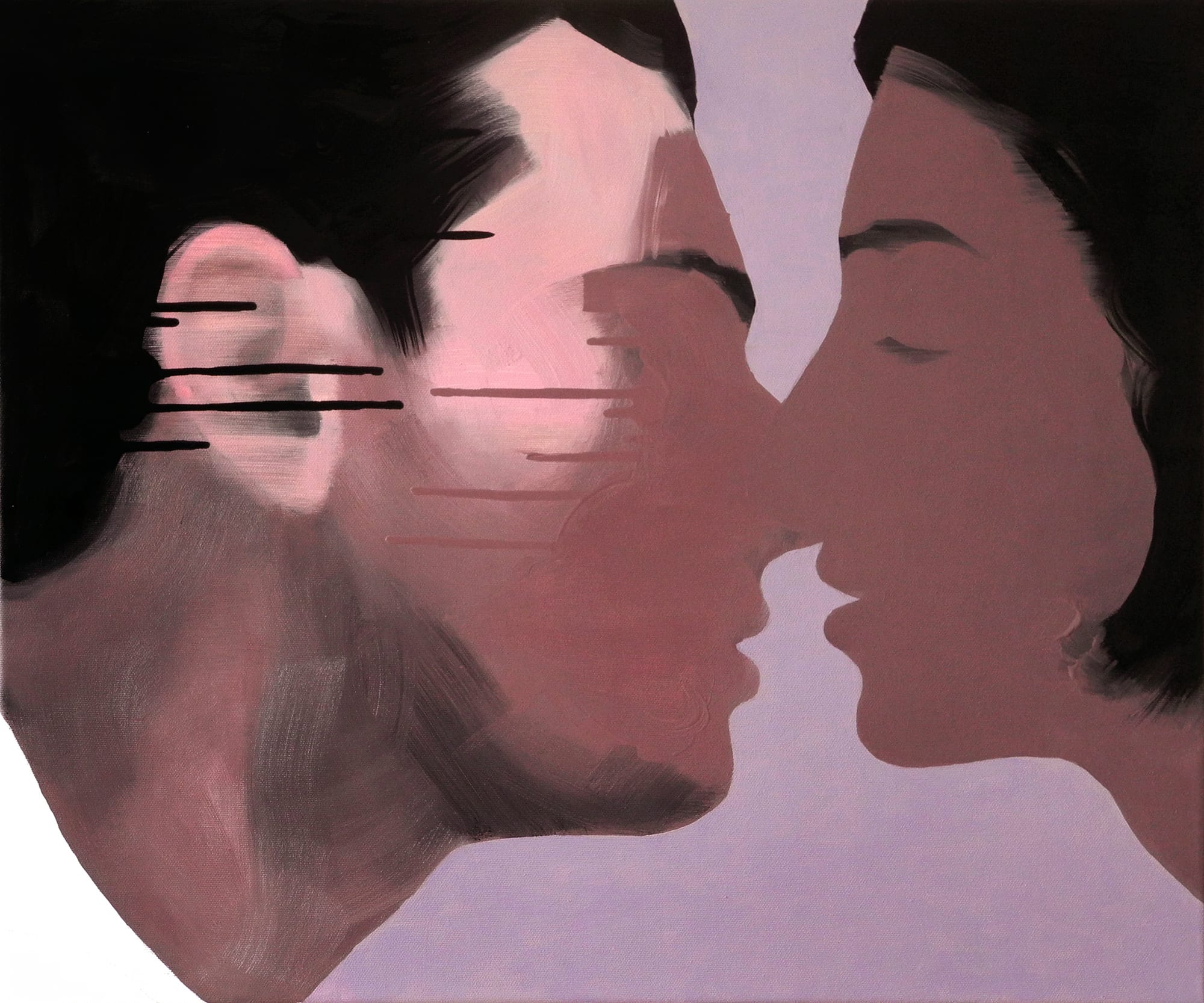 "<span class=""link fancybox-details-link""><a href=""/artists/54-jarek-puczel/works/576-jarek-puczel-lovers-permeation/"">View Detail Page</a></span><div class=""artist""><strong>Jarek Puczel</strong></div> <div class=""title""><em>Lovers - Permeation</em></div> <div class=""medium"">Oil on Canvas </div> <div class=""dimensions"">20 x 24 inches </div>"