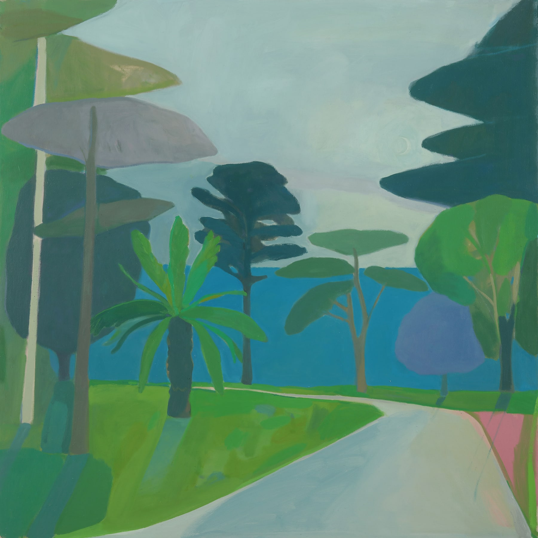 "<span class=""link fancybox-details-link""><a href=""/artists/40-karen-smidth/works/1349-karen-smidth-trees-in-the-pacific/"">View Detail Page</a></span><div class=""artist""><strong>Karen Smidth</strong></div> <div class=""title""><em>Trees in the Pacific</em></div> <div class=""medium"">Oil on linen</div> <div class=""dimensions"">40 x 40 inches</div>"