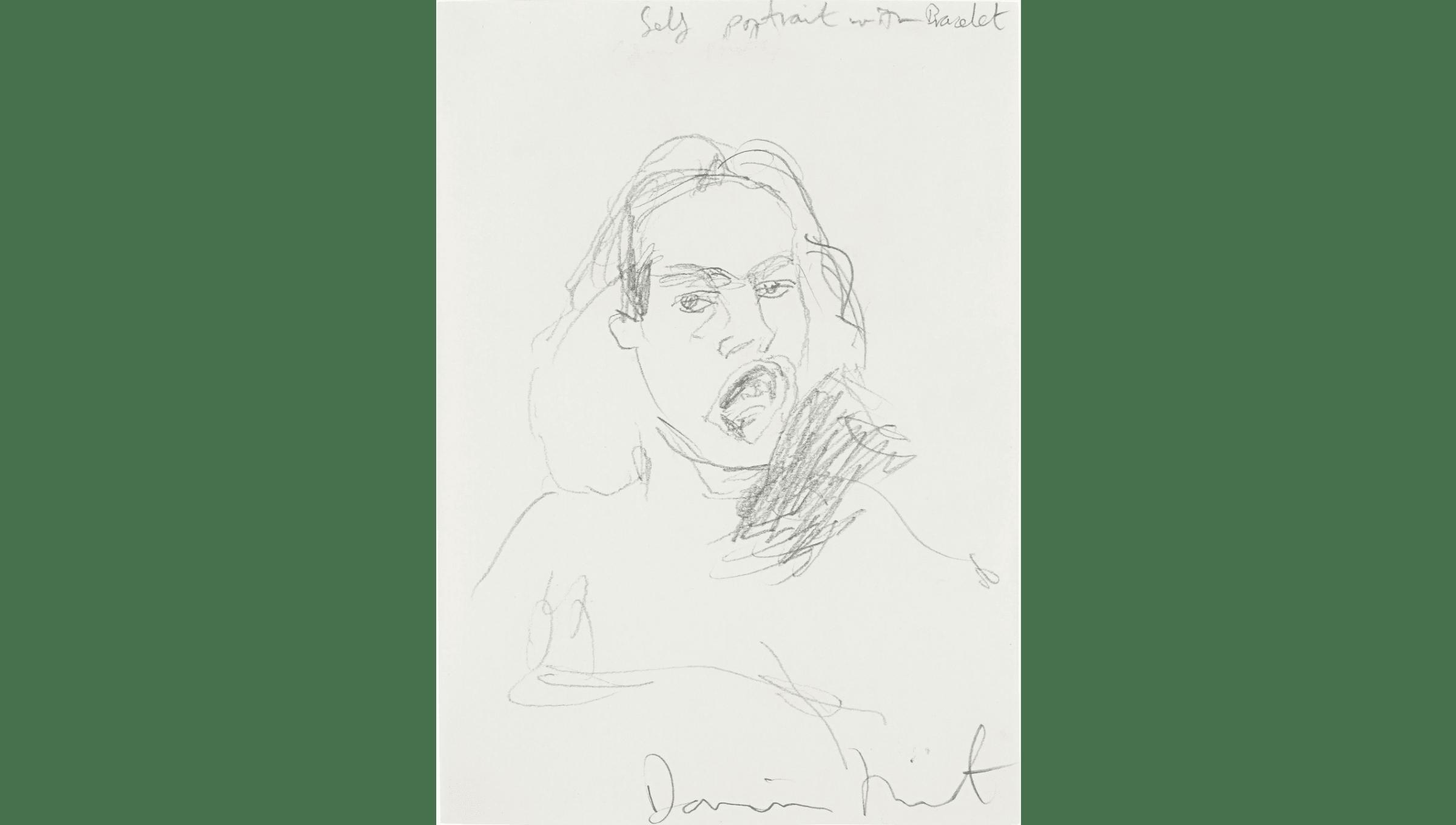 Damien Hirst Self Portrait 1992 Multiplesinc