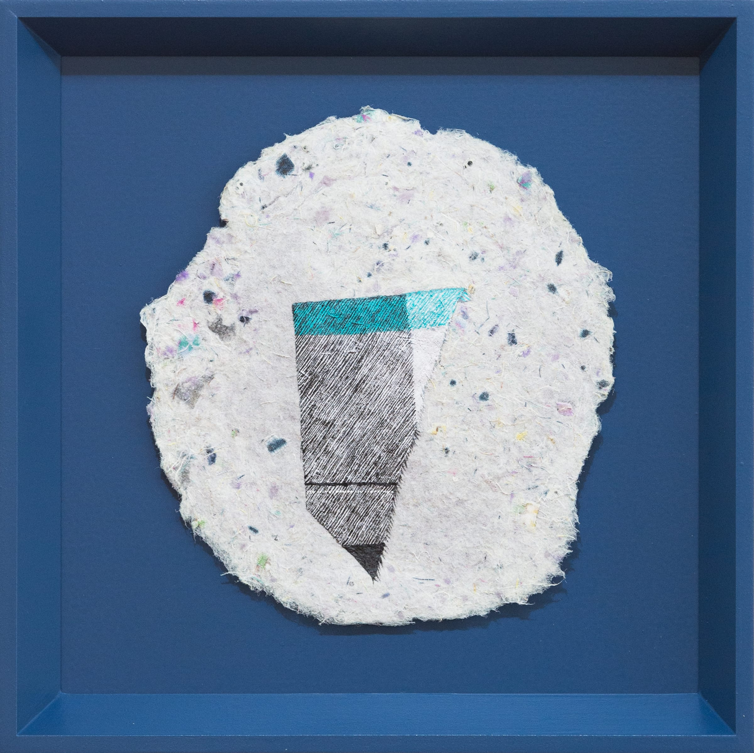 "<span class=""link fancybox-details-link""><a href=""/exhibitions/113/works/artworks8657/"">View Detail Page</a></span><div class=""medium"">Watercolour and gouache on handmade cotton, linen rag paper</div> <div class=""dimensions"">225mm x 225mm x 35mm</div>"