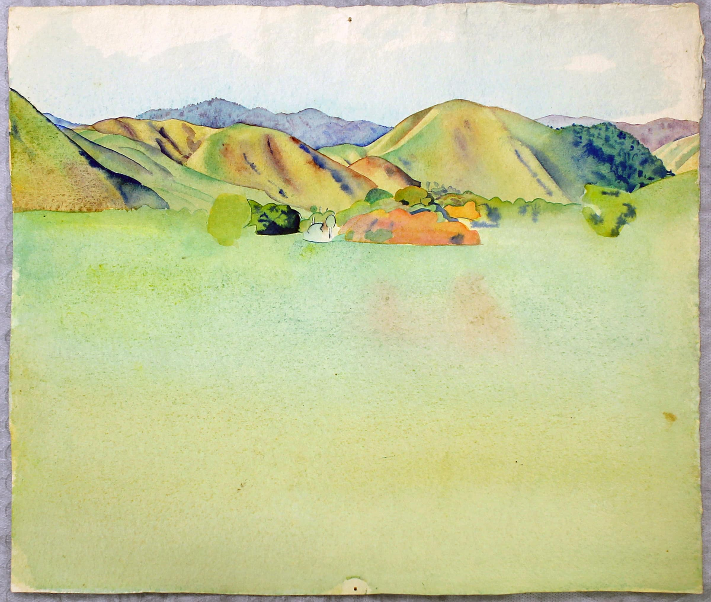 <span class=&#34;link fancybox-details-link&#34;><a href=&#34;/exhibitions/36/works/artworks6396/&#34;>View Detail Page</a></span><div class=&#34;medium&#34;>Watercolour on paper</div> <div class=&#34;dimensions&#34;>11.3 x 12.8 in<br />28.6 x 32.6 cm</div>