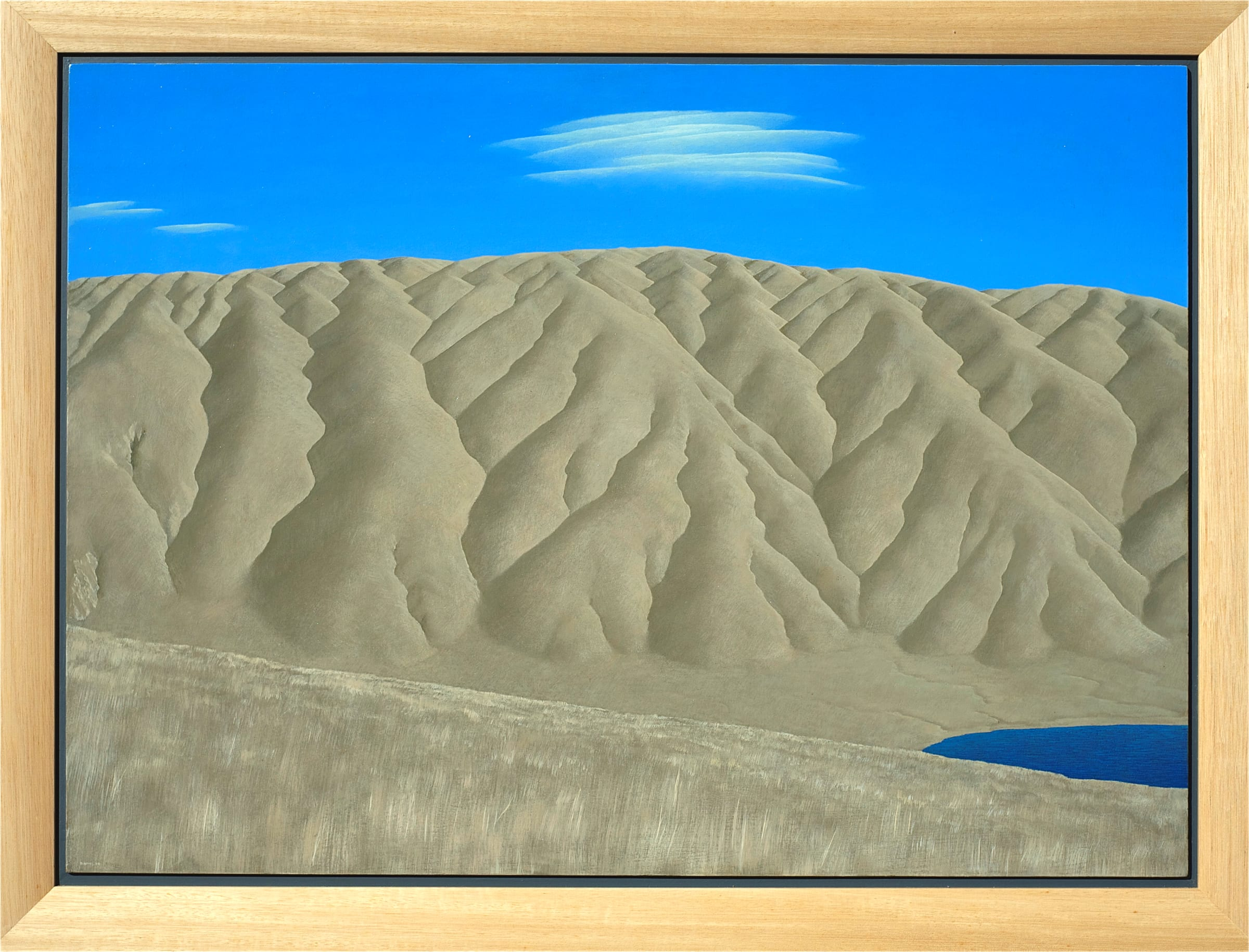 <span class=&#34;link fancybox-details-link&#34;><a href=&#34;/artists/72-brent-wong/works/7101-brent-wong-hills-with-lake-and-clouds-1979/&#34;>View Detail Page</a></span><div class=&#34;artist&#34;><strong>Brent Wong</strong></div> <div class=&#34;title&#34;><em>Hills with Lake and Clouds</em>, 1979</div> <div class=&#34;medium&#34;>Oil on canvas</div> <div class=&#34;dimensions&#34;>33.1 x 39.4 in<br />84 x 100 cm</div>