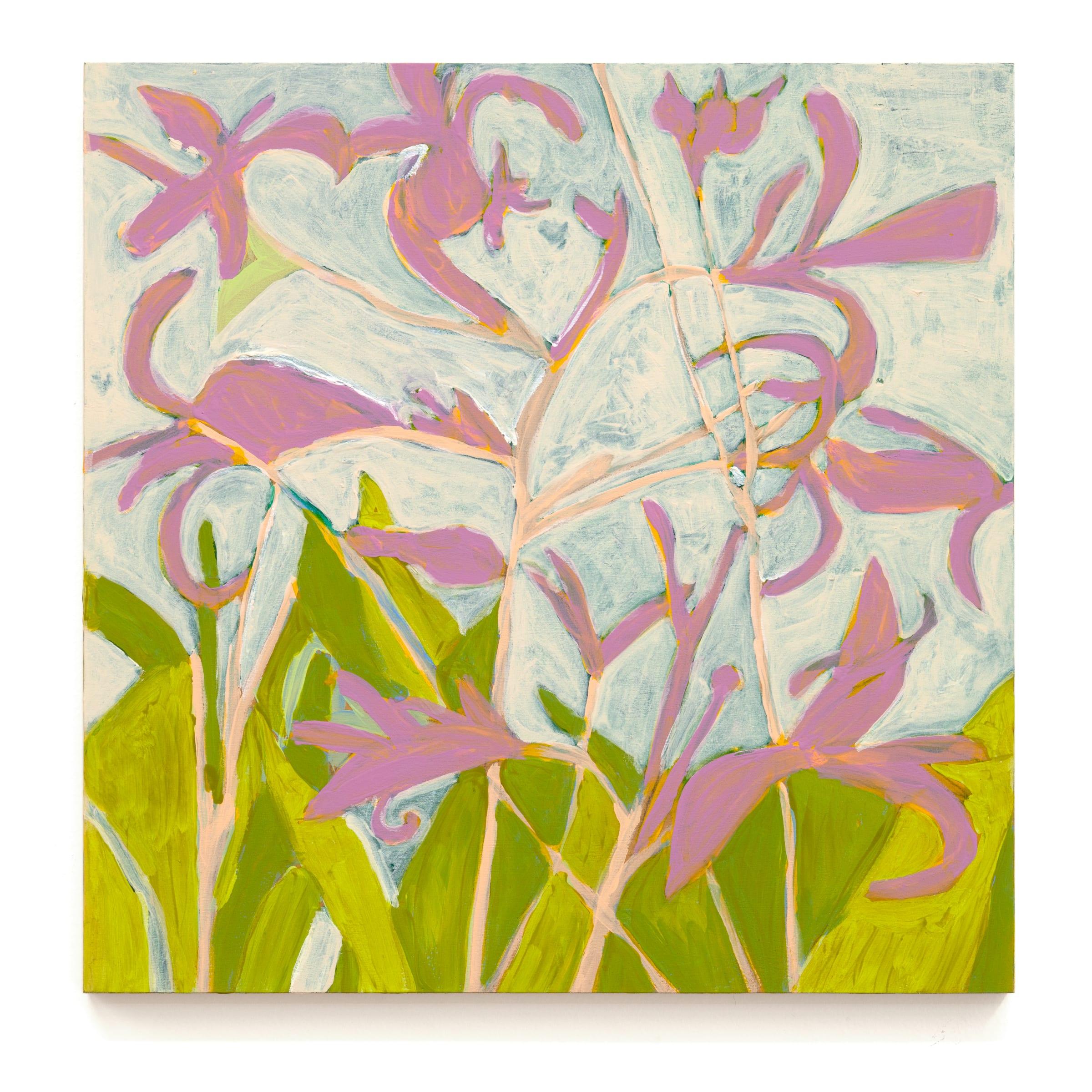 """<span class=""""link fancybox-details-link""""><a href=""""/artists/379-negin-dastgheib/works/8567-negin-dastgheib-butterflies-2020/"""">View Detail Page</a></span>Negin Dastgheib   Butterflies, 2020   Acrylic on board   300mm x 300mm"""