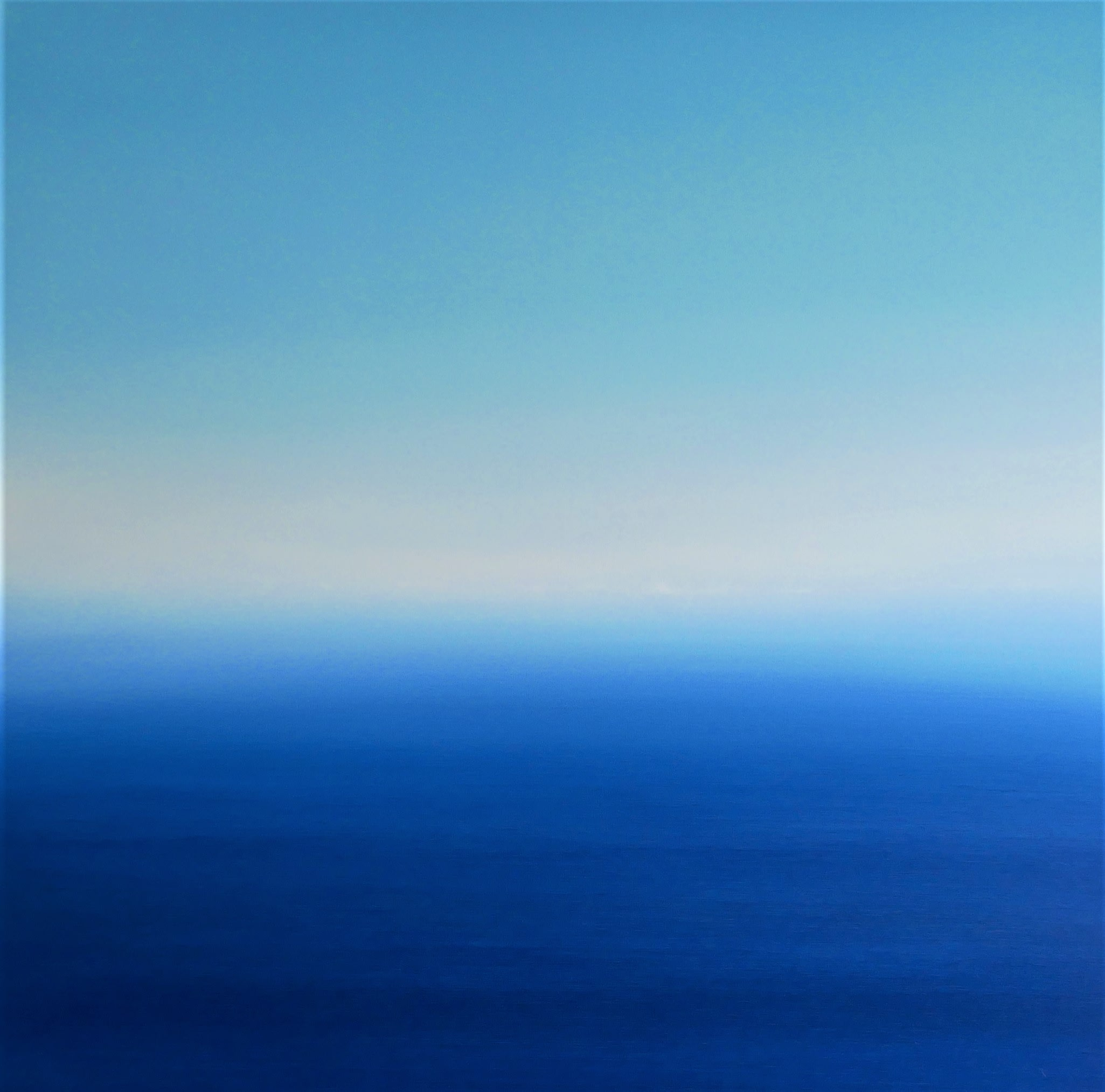 """<span class=""""link fancybox-details-link""""><a href=""""/artists/78-martyn-perryman/works/7398-martyn-perryman-summer-calm-st-ives-bay-2021/"""">View Detail Page</a></span><div class=""""artist""""><strong>Martyn Perryman</strong></div> b. 1963 <div class=""""title""""><em>Summer Calm St Ives Bay </em>, 2021</div> <div class=""""medium"""">oil on canvas</div> <div class=""""dimensions"""">h. 100 x w. 100 cm </div><div class=""""copyright_line"""">Ownart: £140 x 10 Months, 0% APR</div>"""