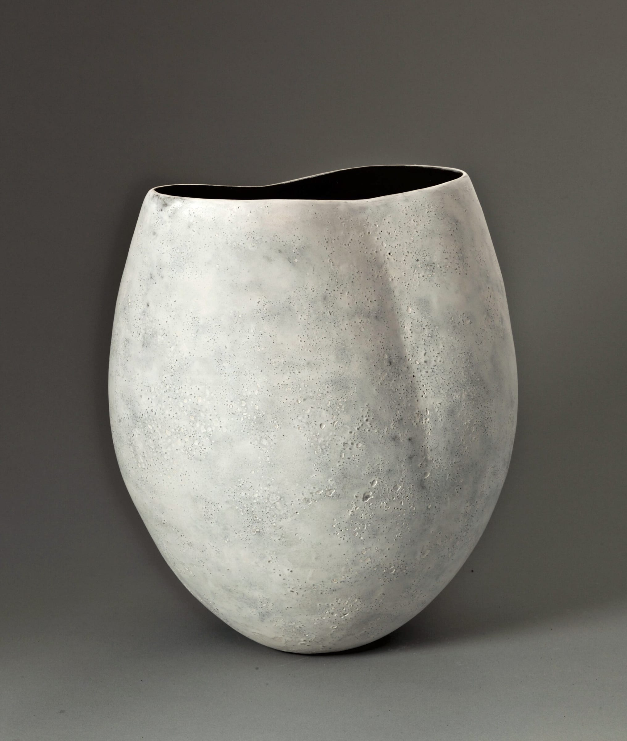 """<span class=""""link fancybox-details-link""""><a href=""""/content/feature/35/artworks7969/"""">View Detail Page</a></span><div class=""""signed_and_dated"""">signed to the base</div> <div class=""""medium"""">handbuilt stoneware, with porcelain slip</div> <div class=""""dimensions"""">h. 29 x w. 26 cm x d. 20 cm</div>"""