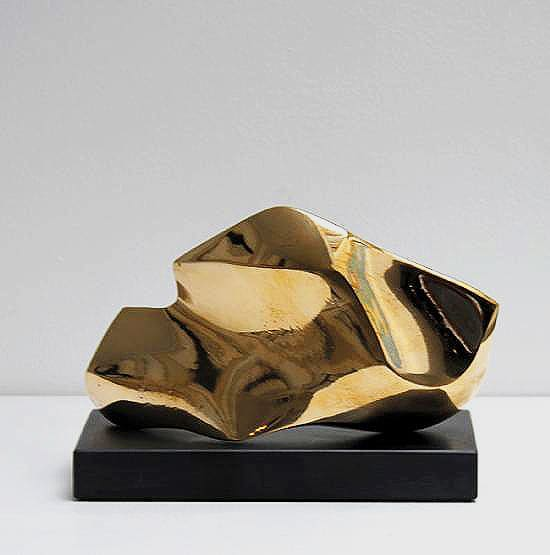 """<span class=""""link fancybox-details-link""""><a href=""""/artists/69-margaret-lovell-d.litt.-hon-frbs-rwa/works/7567-margaret-lovell-d.litt.-hon-frbs-rwa-marina-ii-p-2011-2012/"""">View Detail Page</a></span><div class=""""artist""""><strong>Margaret Lovell D.Litt. Hon FRBS RWA</strong></div> b. 1939 <div class=""""title""""><em>Marina II P</em>, 2011/2012</div> <div class=""""medium"""">Bronze (polished) on slate base</div> <div class=""""dimensions"""">h 12 cm<br /> h 4 3/4 in</div> <div class=""""edition_details"""">5/6</div><div class=""""price"""">£1,985.00</div><div class=""""copyright_line"""">Copyright of The Artist</div>"""