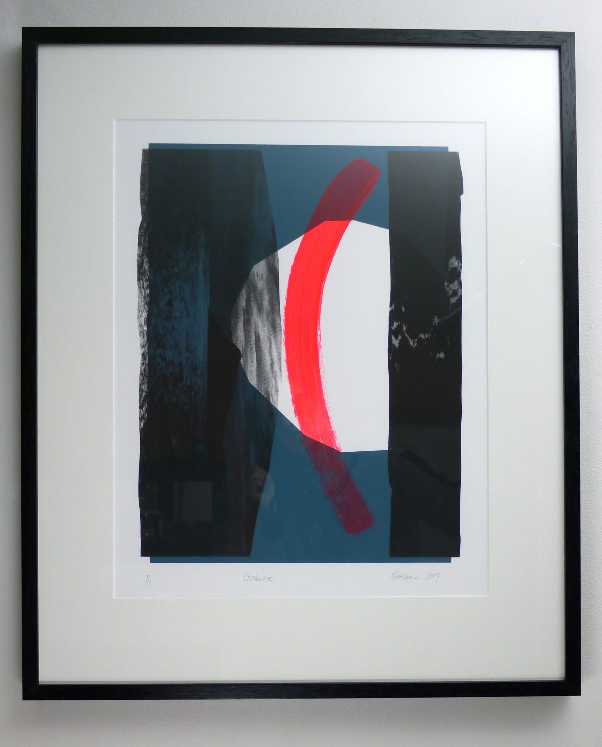 "<span class=""link fancybox-details-link""><a href=""/artists/194-lisa-pettibone/works/6667-lisa-pettibone-clockwise-2019/"">View Detail Page</a></span><div class=""artist""><strong>Lisa Pettibone</strong></div> b. 1960 <div class=""title""><em>Clockwise</em>, 2019</div> <div class=""medium"">Screen print, hand painted</div> <div class=""dimensions"">37 x 46cm</div> <div class=""edition_details"">1/1 - unique</div><div class=""price"">£300.00</div><div class=""copyright_line"">Copyright The Artist</div>"