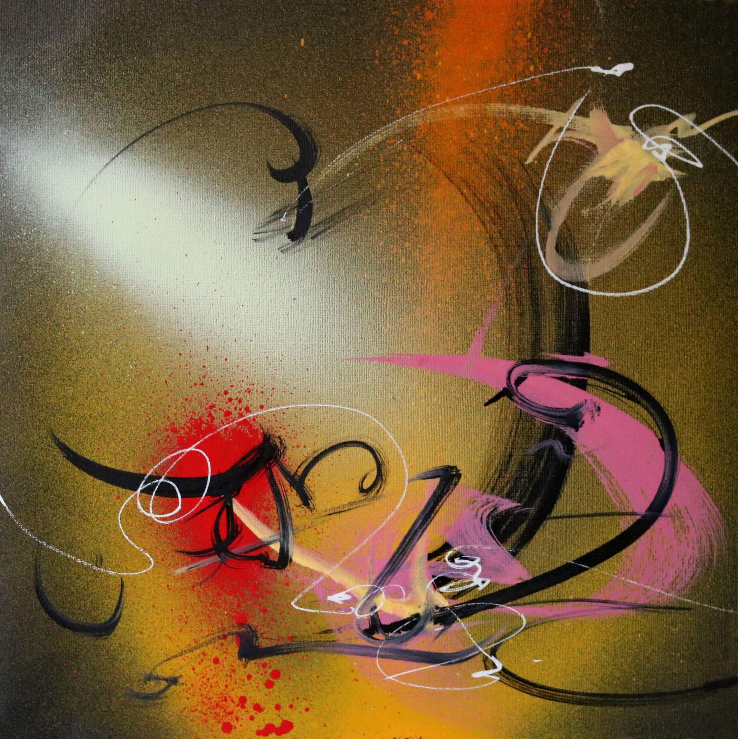 "<span class=""link fancybox-details-link""><a href=""/artists/216-simon-williams/works/7415-simon-williams-khufu-dreams-2018/"">View Detail Page</a></span><div class=""artist""><strong>Simon Williams</strong></div> b. 1961 <div class=""title""><em>Khufu Dreams</em>, 2018</div> <div class=""medium"">Spray paint and acrylic ink on coloured paper</div> <div class=""dimensions"">h. 30 cm x w. 30 cm</div><div class=""price"">£550.00</div><div class=""copyright_line"">£55 x 10 months, 0% APR</div>"