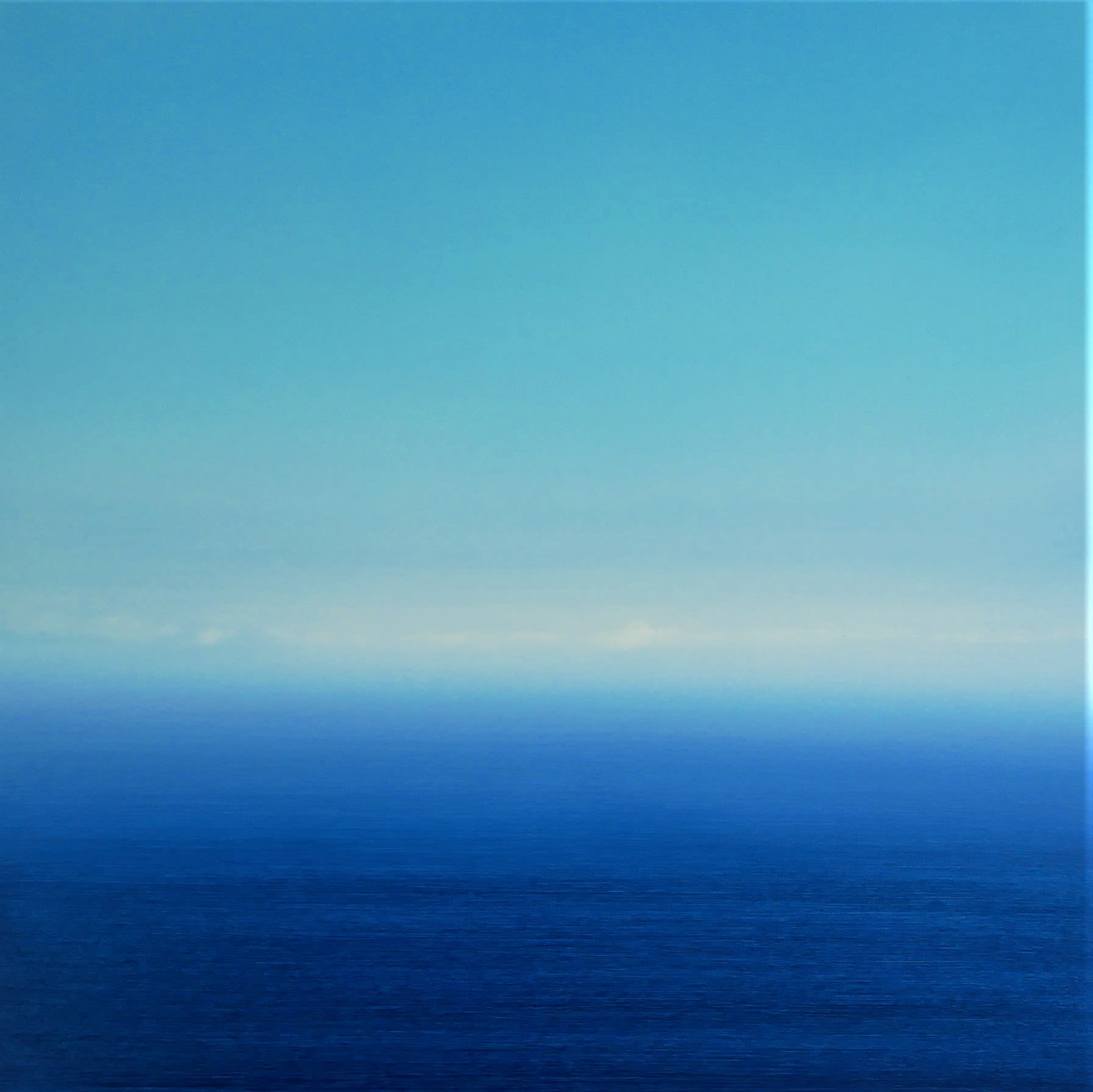 """<span class=""""link fancybox-details-link""""><a href=""""/store/artworks/8073-martyn-perryman-ocean-contemplations-st-ives-bay-2021/"""">View Detail Page</a></span><div class=""""artist""""><strong>Martyn Perryman</strong></div> <div class=""""title""""><em>Ocean Contemplations St Ives Bay</em>, 2021</div> <div class=""""signed_and_dated"""">signed on verso</div> <div class=""""medium"""">oil on canvas <br /> framed</div> <div class=""""dimensions"""">canvas: 70 x 70 cm <br /> framed: 80 x 80 cm </div><div class=""""price"""">£1,100.00</div><div class=""""copyright_line"""">Own Art: £110 x 10 Months, 0% APR</div>"""