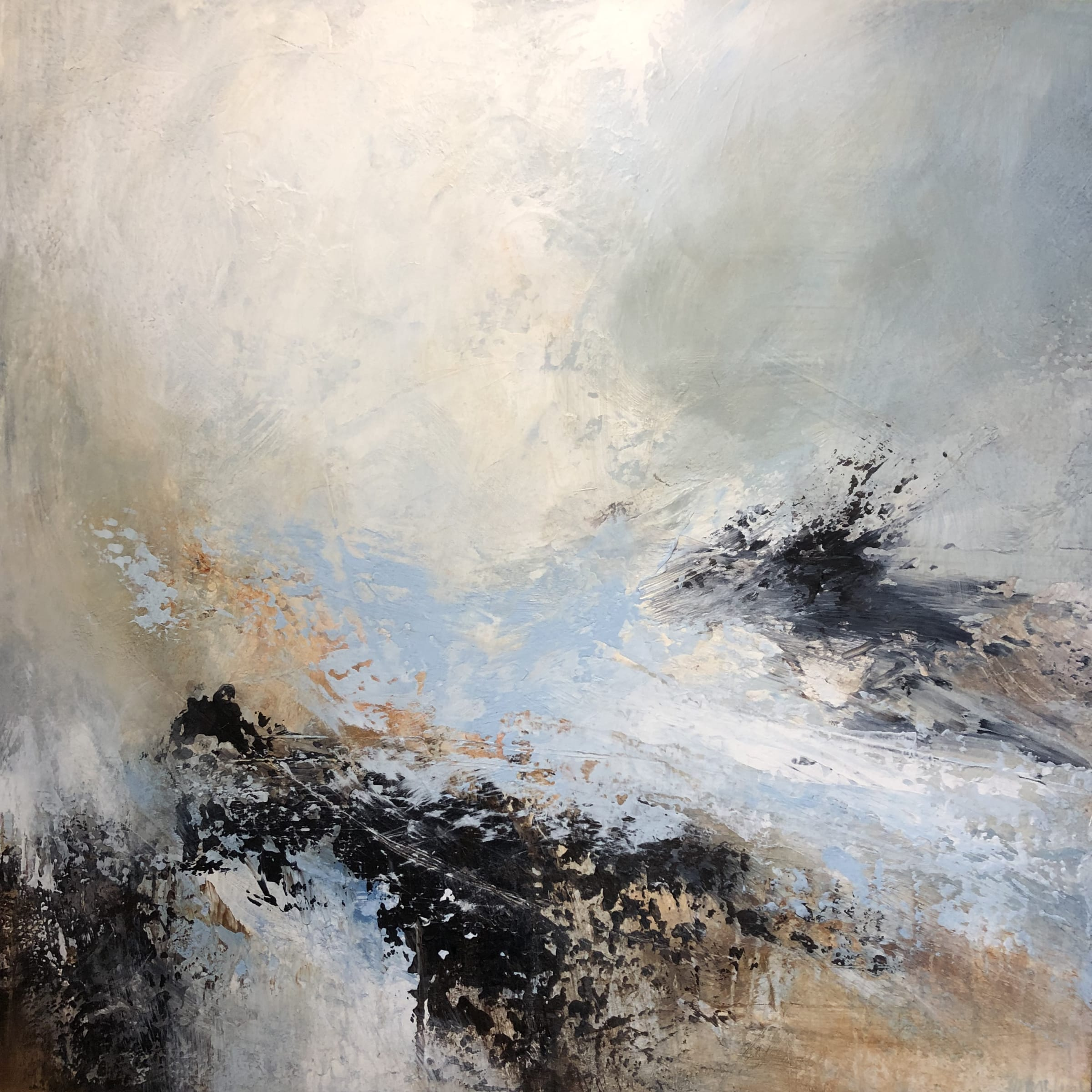 "<span class=""link fancybox-details-link""><a href=""/artists/41-erin-ward/works/6594-erin-ward-force-2019/"">View Detail Page</a></span><div class=""artist""><strong>Erin Ward</strong></div> b. 1966 <div class=""title""><em>Force</em>, 2019</div> <div class=""medium"">acrylic on canvas</div> <div class=""dimensions"">h. 76 cm x w. 76 cm </div><div class=""price"">£1,300.00</div><div class=""copyright_line"">Ownart: £130 x 10 Months, 0% APR</div>"