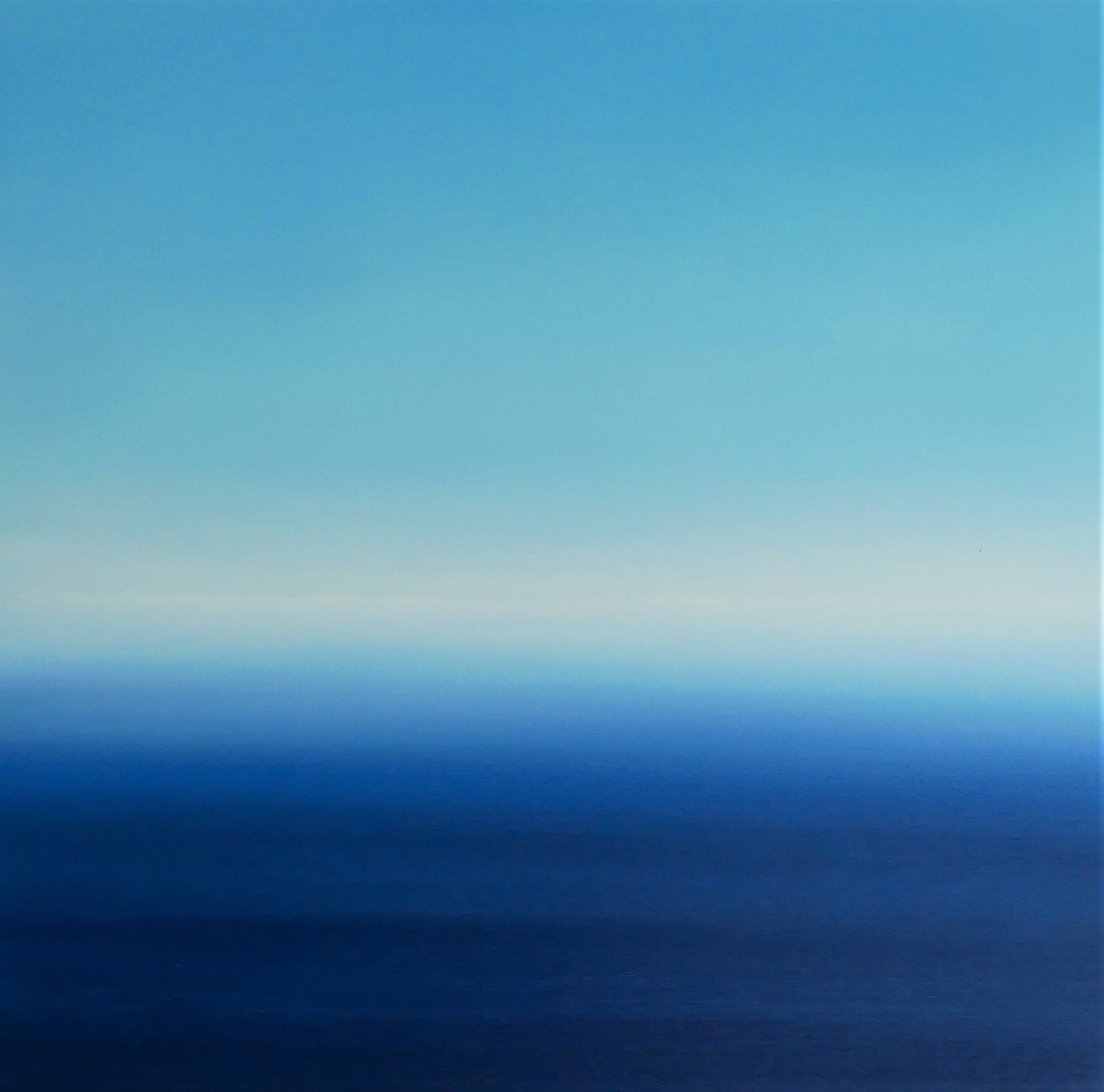 """<span class=""""link fancybox-details-link""""><a href=""""/artists/78-martyn-perryman/works/7827-martyn-perryman-morning-harmony-st-ives-bay-2-2021/"""">View Detail Page</a></span><div class=""""artist""""><strong>Martyn Perryman</strong></div> b. 1963 <div class=""""title""""><em>Morning Harmony St Ives Bay 2</em>, 2021</div> <div class=""""medium"""">oil on canvas<br /> framed<br /> </div> <div class=""""dimensions"""">canvas: h. 60 x w. 60 cm <br /> frame: h. 75 cm x w. 75 cm</div><div class=""""copyright_line"""">Ownart: £95 x 10 Months, 0% APR</div>"""