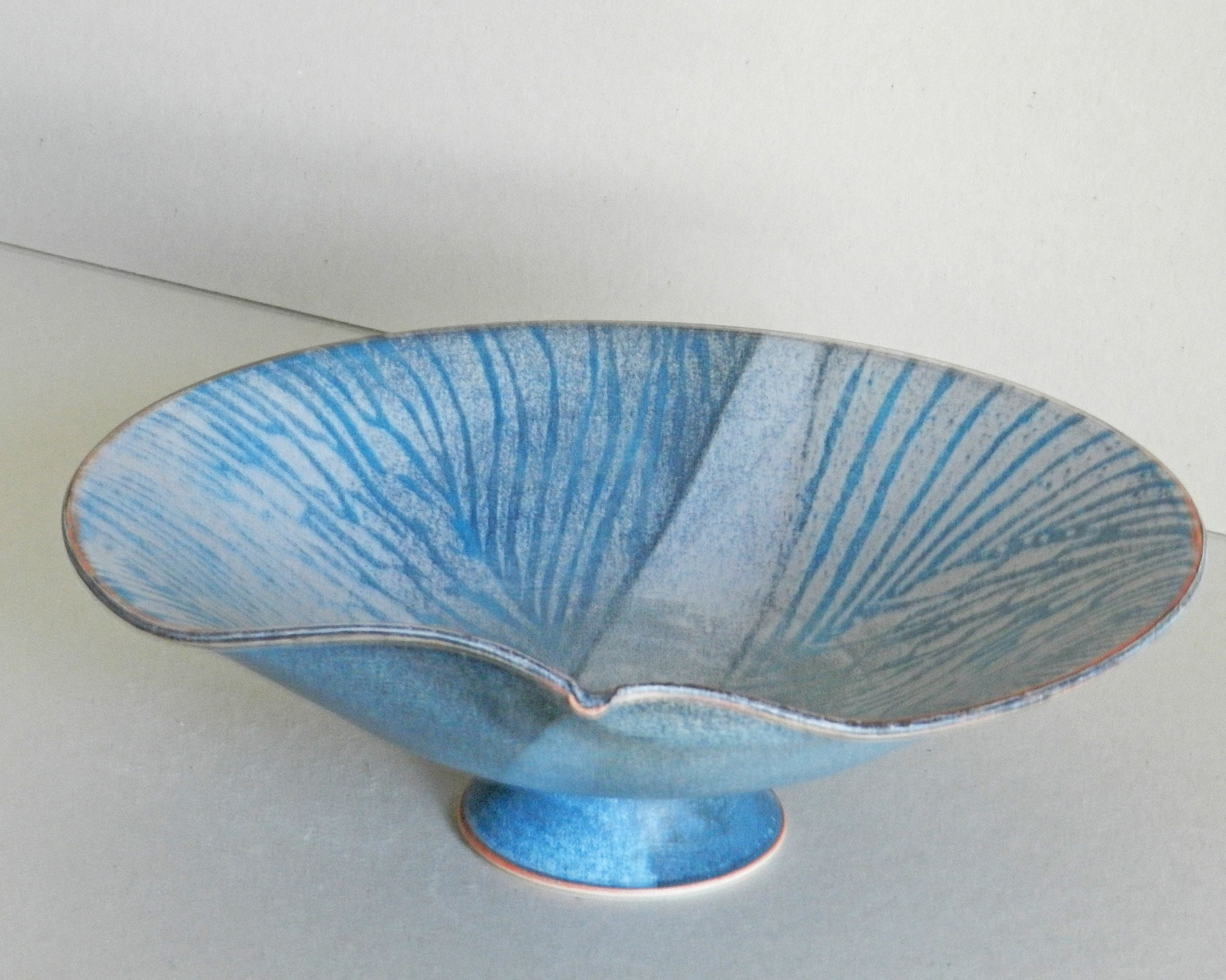 """<span class=""""link fancybox-details-link""""><a href=""""/artists/243-christine-feiler/works/6866-christine-feiler-altered-bowl-2013/"""">View Detail Page</a></span><div class=""""artist""""><strong>Christine Feiler</strong></div> b. 1948 <div class=""""title""""><em>Altered Bowl</em>, 2013</div> <div class=""""signed_and_dated"""">Ceramicist mark on base</div> <div class=""""medium"""">Stoneware with enamels</div><div class=""""copyright_line"""">Copyright The Artist</div>"""
