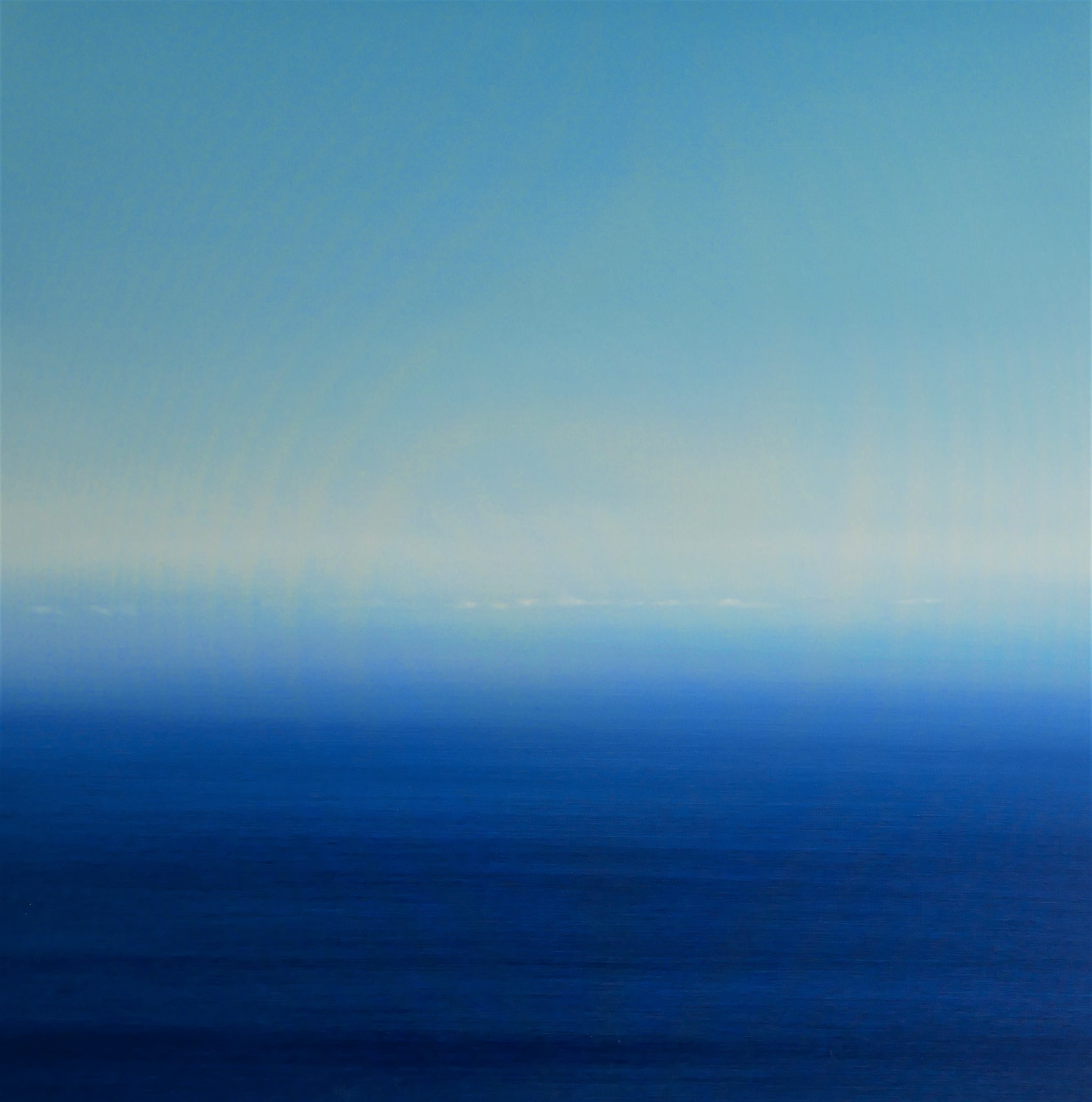 """<span class=""""link fancybox-details-link""""><a href=""""/artists/78-martyn-perryman/works/7375-martyn-perryman-summer-skies-st-ives-2020/"""">View Detail Page</a></span><div class=""""artist""""><strong>Martyn Perryman</strong></div> b. 1963 <div class=""""title""""><em>Summer Skies St Ives</em>, 2020</div> <div class=""""medium"""">oil on canvas</div> <div class=""""dimensions"""">h. 70 x w. 70 cm </div><div class=""""copyright_line"""">Ownart: £90 x 10 Months, 0% APR </div>"""