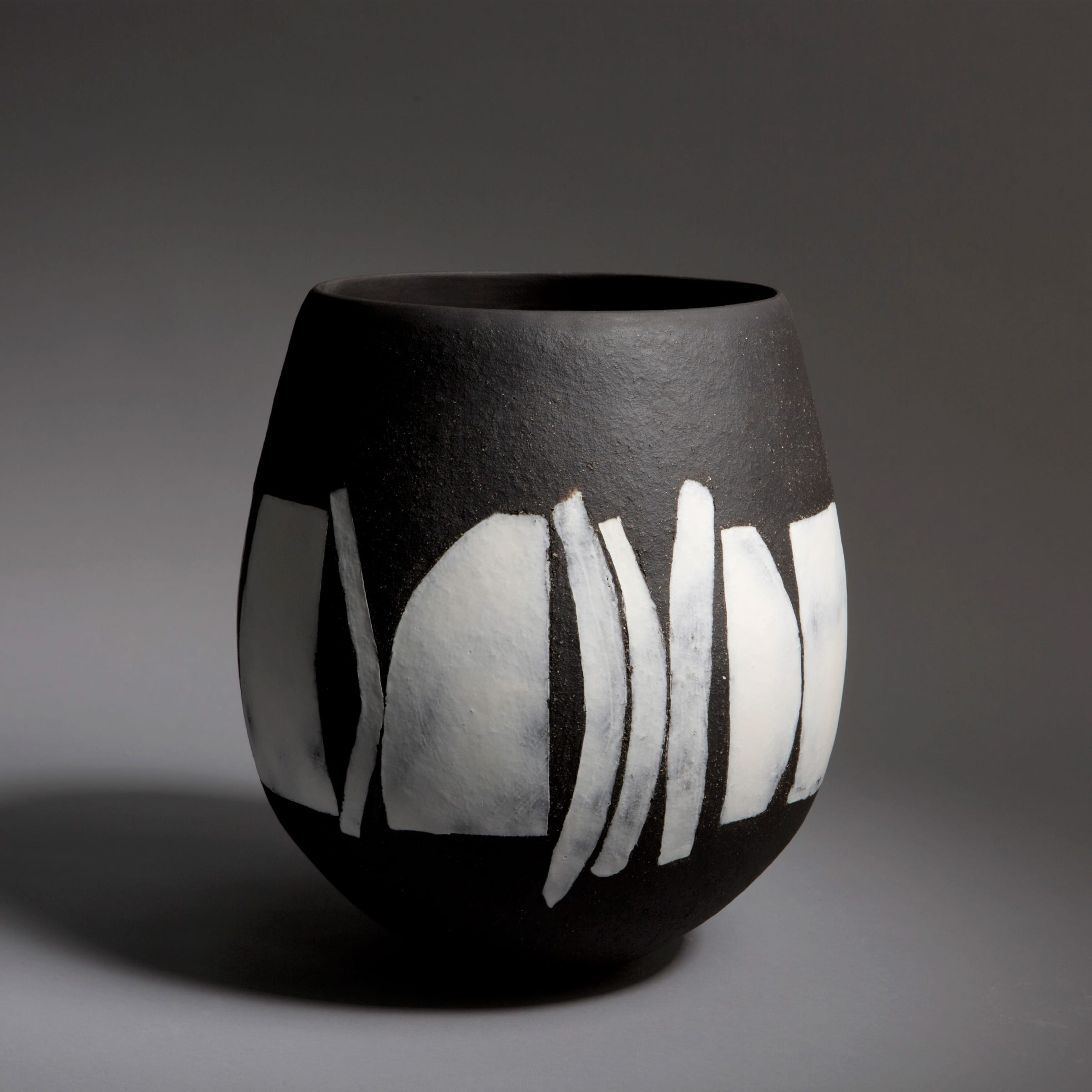 """<span class=""""link fancybox-details-link""""><a href=""""/content/feature/35/artworks7965/"""">View Detail Page</a></span><div class=""""signed_and_dated"""">signed to the base</div> <div class=""""medium"""">handbuilt stoneware, with white porcelain</div> <div class=""""dimensions"""">h. 29 x w. 23 x d. 22.5 cm</div>"""