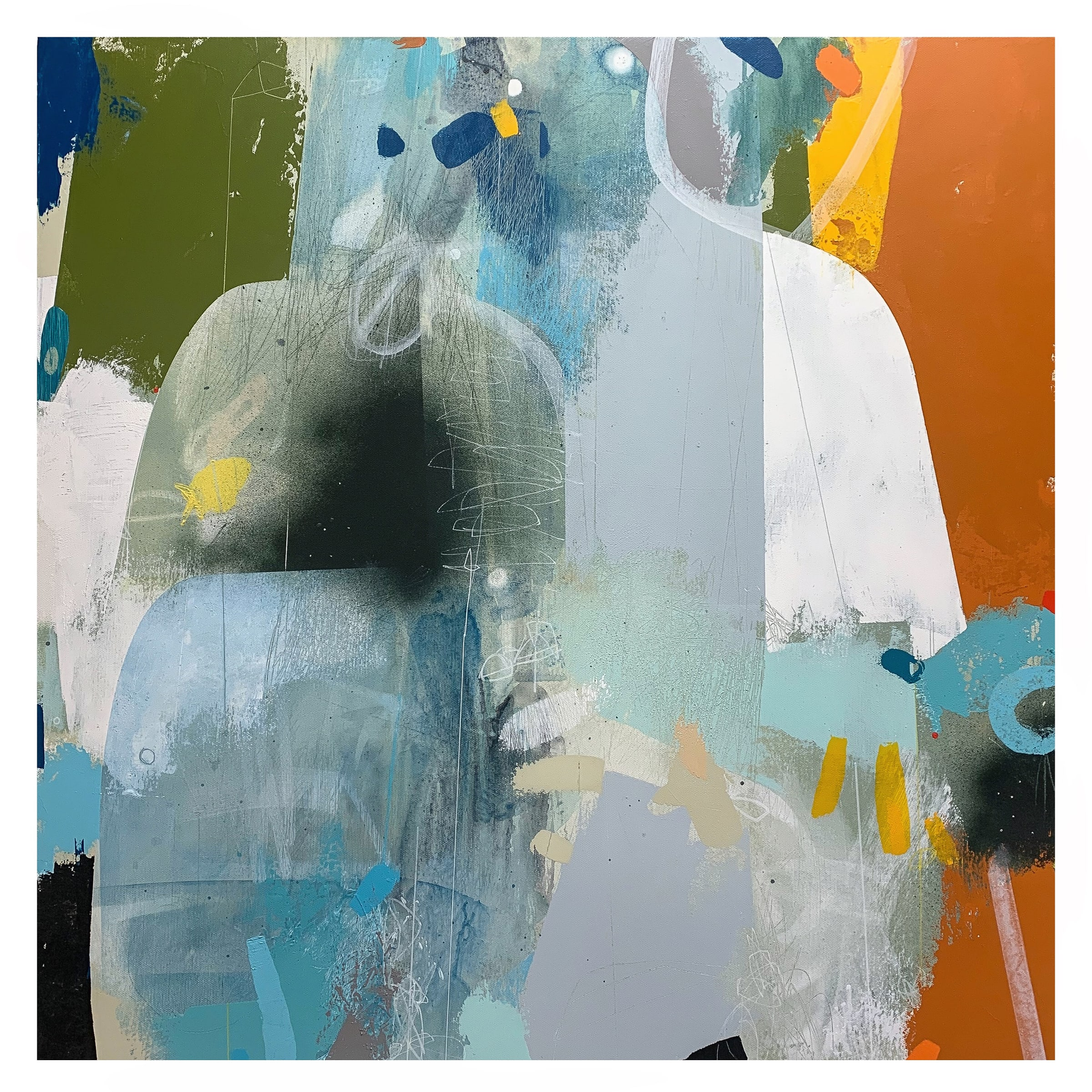 """<span class=""""link fancybox-details-link""""><a href=""""/store/artworks/7027-andrew-bird-twice-one-2020/"""">View Detail Page</a></span><div class=""""artist""""><strong>Andrew Bird</strong></div> b. 1969 <div class=""""title""""><em>Twice One</em>, 2020</div> <div class=""""signed_and_dated"""">signed and titled on reverse</div> <div class=""""medium"""">acrylic on canvas</div> <div class=""""dimensions"""">h. 76 x w. 76 cm</div><div class=""""price"""">£2,500.00</div>"""