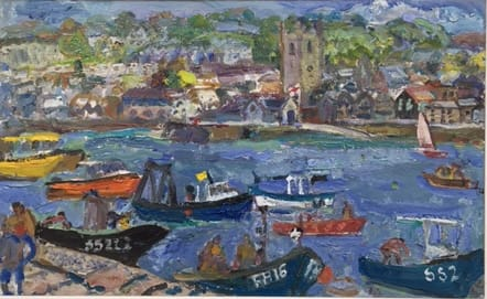 "<span class=""link fancybox-details-link""><a href=""/artists/67-linda-weir/works/4881-linda-weir-intense-colours-st-ives-summer/"">View Detail Page</a></span><div class=""artist""><strong>Linda Weir</strong></div> <div class=""title""><em>Intense colours, St Ives Summer</em></div> <div class=""signed_and_dated"">signed 'LW'</div> <div class=""dimensions"">24 x 38 cm<br /> 9 1/2 x 15 inches</div><div class=""price"">£850.00</div><div class=""copyright_line"">Ownart: £85 x 10 Months, 0% APR</div>"
