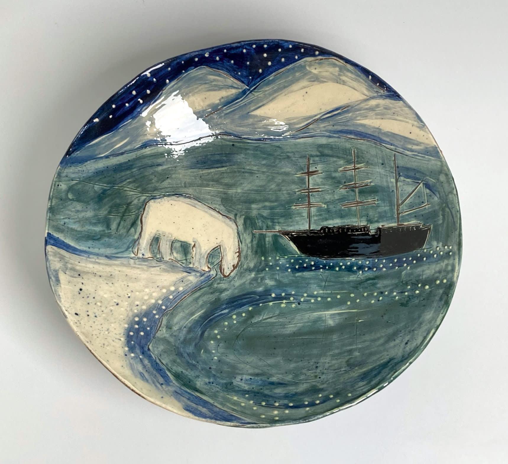 "<span class=""link fancybox-details-link""><a href=""/artists/428-anne-barrell/works/7692-anne-barrell-polar-bear-2021/"">View Detail Page</a></span><div class=""artist""><strong>Anne Barrell</strong></div> <div class=""title""><em>Polar Bear</em>, 2021</div> <div class=""medium"">handmade, hand-painted ceramic </div> <div class=""dimensions"">h. 27 x w. 9 cm </div><div class=""price"">£170.00</div><div class=""copyright_line"">Own Art: £17 x 10 Months, 0% APR</div>"
