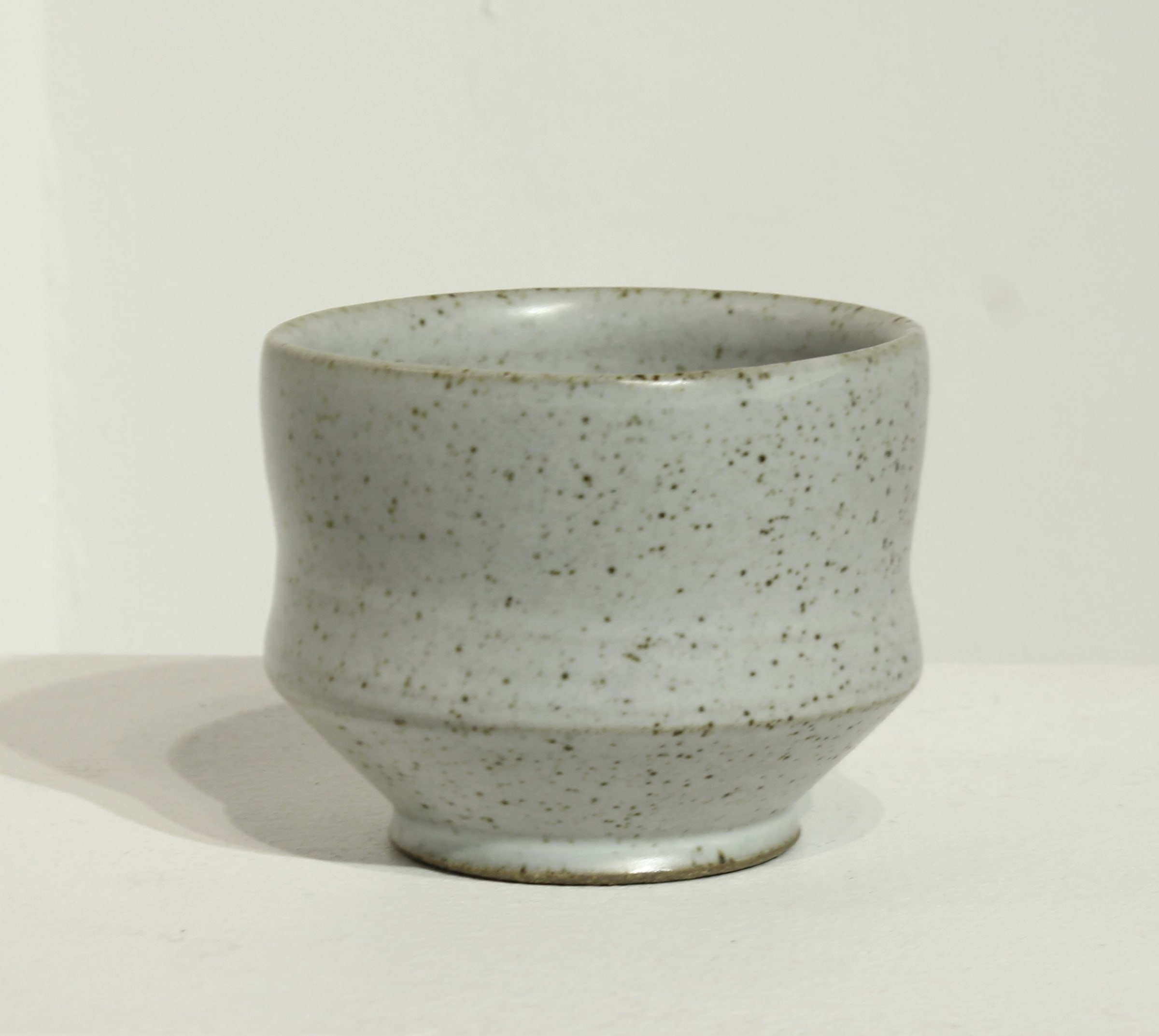 """<span class=""""link fancybox-details-link""""><a href=""""/artists/33-sun-kim/works/5107-sun-kim-cup-2017/"""">View Detail Page</a></span><div class=""""artist""""><strong>Sun Kim</strong></div> <div class=""""title""""><em>Cup</em>, 2017</div> <div class=""""signed_and_dated"""">stamped by the artist</div> <div class=""""medium"""">porcelain</div> <div class=""""dimensions"""">h. 7.5 x w. 9.5 cm </div>"""