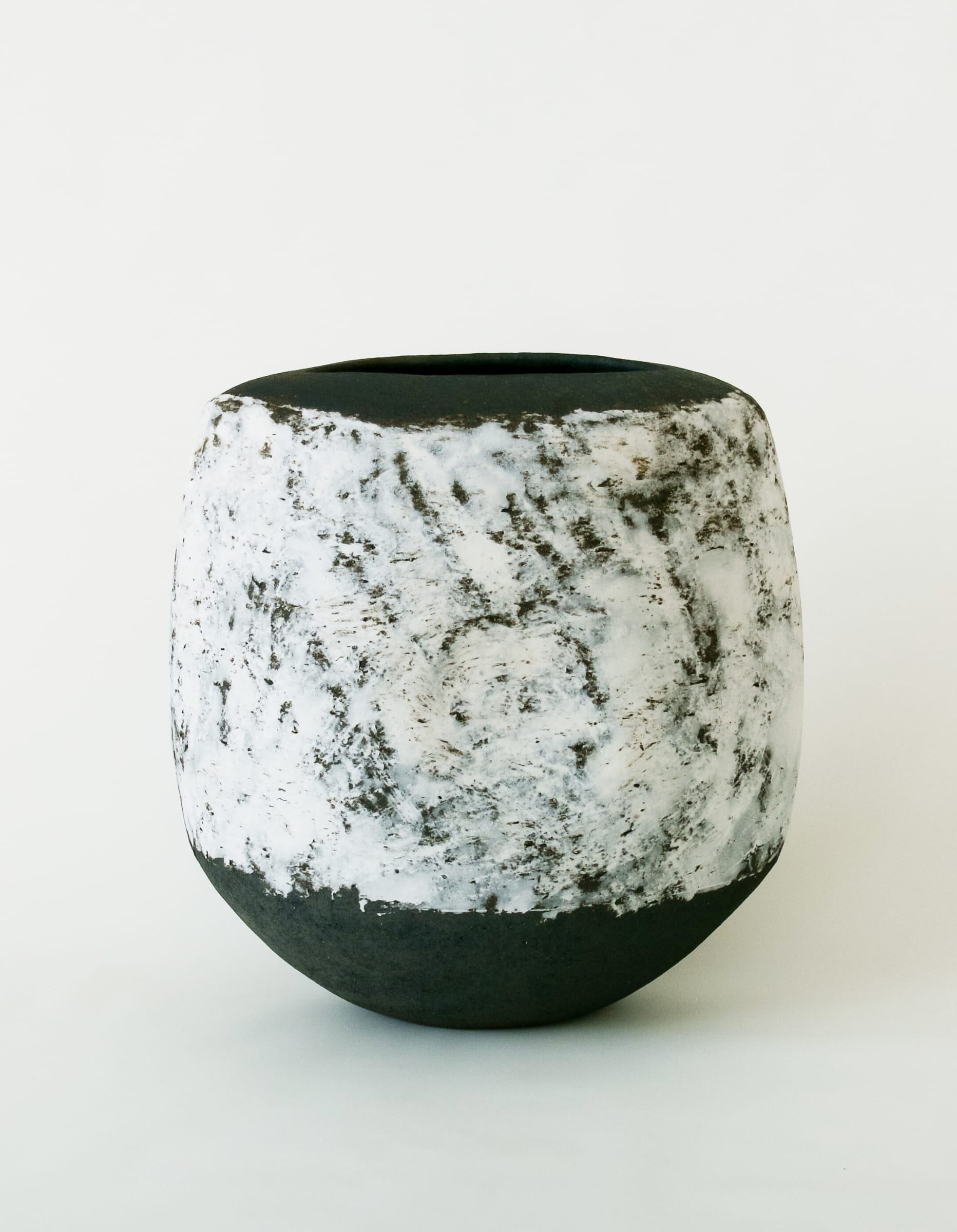 """<span class=""""link fancybox-details-link""""><a href=""""/content/feature/35/artworks7530/"""">View Detail Page</a></span><div class=""""signed_and_dated"""">signed to the base</div> <div class=""""medium"""">handbuilt stoneware, with white porcelain</div> <div class=""""dimensions"""">h. 32 x w. 30 x d. 16 cm</div>"""