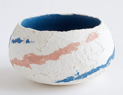 "<span class=""link fancybox-details-link""><a href=""/artists/79-clare-conrad/works/6429-clare-conrad-tiny-bowl-2019/"">View Detail Page</a></span><div class=""artist""><strong>Clare Conrad</strong></div> b. 1948 <div class=""title""><em>Tiny Bowl</em>, 2019</div> <div class=""medium"">Wheel-thrown stoneware with vitreous slip & satin-matt glaze.<br /> </div> <div class=""dimensions"">height 8.5 cm<br /> </div><div class=""price"">£77.00</div><div class=""copyright_line"">OwnArt: £ 7.70 x 10 Months, 0% APR</div>"