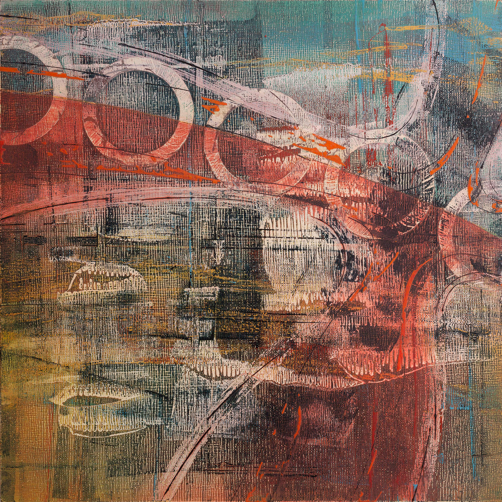 "<span class=""link fancybox-details-link""><a href=""/artists/218-ian-harrold/works/6960-ian-harrold-penumbra-05-2020/"">View Detail Page</a></span><div class=""artist""><strong>Ian Harrold</strong></div> <div class=""title""><em>Penumbra #05</em>, 2020</div> <div class=""signed_and_dated"">signed and labelled</div> <div class=""medium"">Oil on board</div> <div class=""dimensions"">h. 40 x 40 cm </div><div class=""price"">£720.00</div><div class=""copyright_line"">Copyright The Artist</div>"