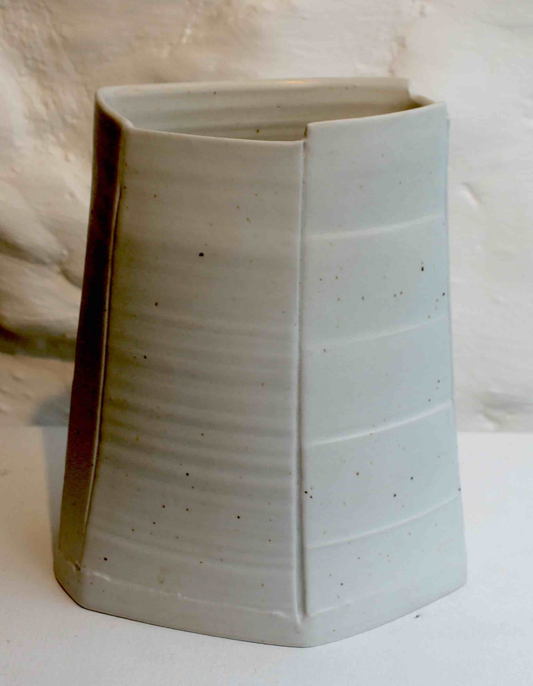 """<span class=""""link fancybox-details-link""""><a href=""""/artists/99-carina-ciscato/works/5761-carina-ciscato-tall-coloured-vase-2018/"""">View Detail Page</a></span><div class=""""artist""""><strong>Carina Ciscato</strong></div> b. 1970 <div class=""""title""""><em>Tall Coloured Vase</em>, 2018</div> <div class=""""signed_and_dated"""">porcelain</div> <div class=""""medium"""">porcelain</div> <div class=""""dimensions"""">18 x 13 cm<br /> 7 1/8 x 5 1/8 inches</div><div class=""""price"""">£750.00</div><div class=""""copyright_line"""">OwnArt: £ 75 x 10 Months, 0% APR</div>"""