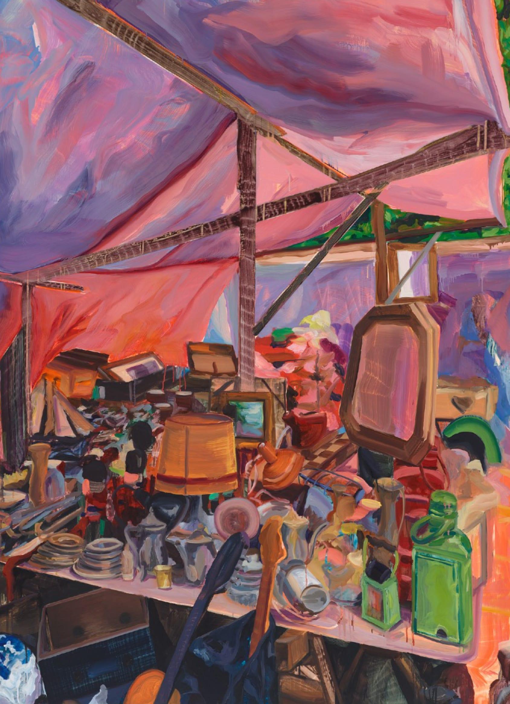 "<span class=""link fancybox-details-link""><a href=""/exhibitions/25/works/artworks1195/"">View Detail Page</a></span><div class=""artist""><strong>Anna Freeman Bentley</strong></div><div class=""title""><em>Establishing</em>, 2019</div><div class=""medium"">Oil on canvas</div><div class=""dimensions"">198 x 145cm</div>"