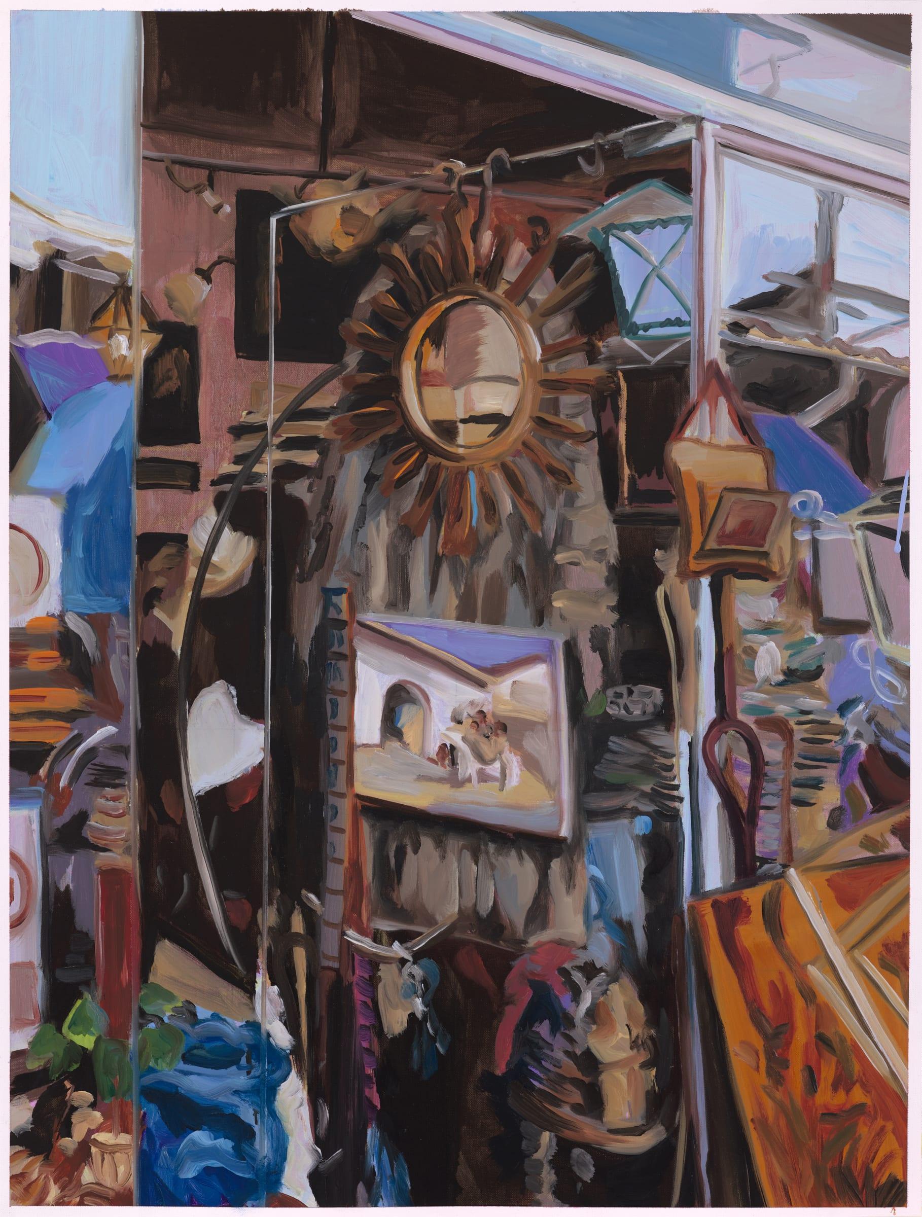 "<span class=""link fancybox-details-link""><a href=""/exhibitions/33/works/artworks1686/"">View Detail Page</a></span><div class=""artist""><strong>Anna Freeman Bentley</strong></div><div class=""title""><em>Study for Rebuilding</em>, 2021</div><div class=""medium"">Oil on paper</div><div class=""dimensions"">63 x 44 cm<br>24 3/4 x 17 3/8 in</div>"