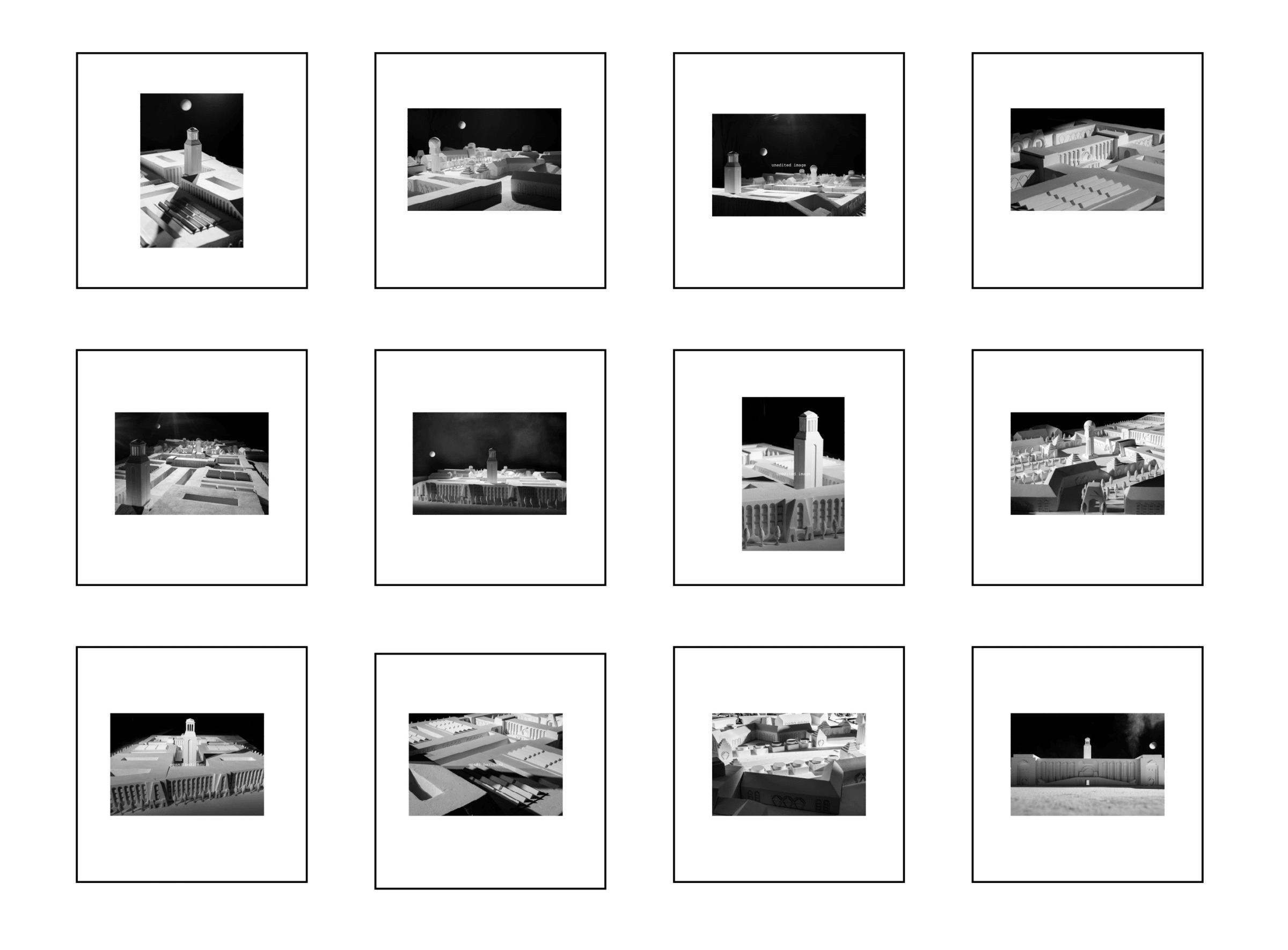 "<span class=""link fancybox-details-link""><a href=""/exhibitions/28/works/artworks1503/"">View Detail Page</a></span><div class=""artist""><strong>Karen Russo</strong></div> b.1974<div class=""title""><em>TET-Stadt production stills (2016)</em>, 2020</div><div class=""medium"">printed on Somerset paper, 300 gsm<br>series of 12 photographs </div><div class=""dimensions"">each 30 x 30</div>"
