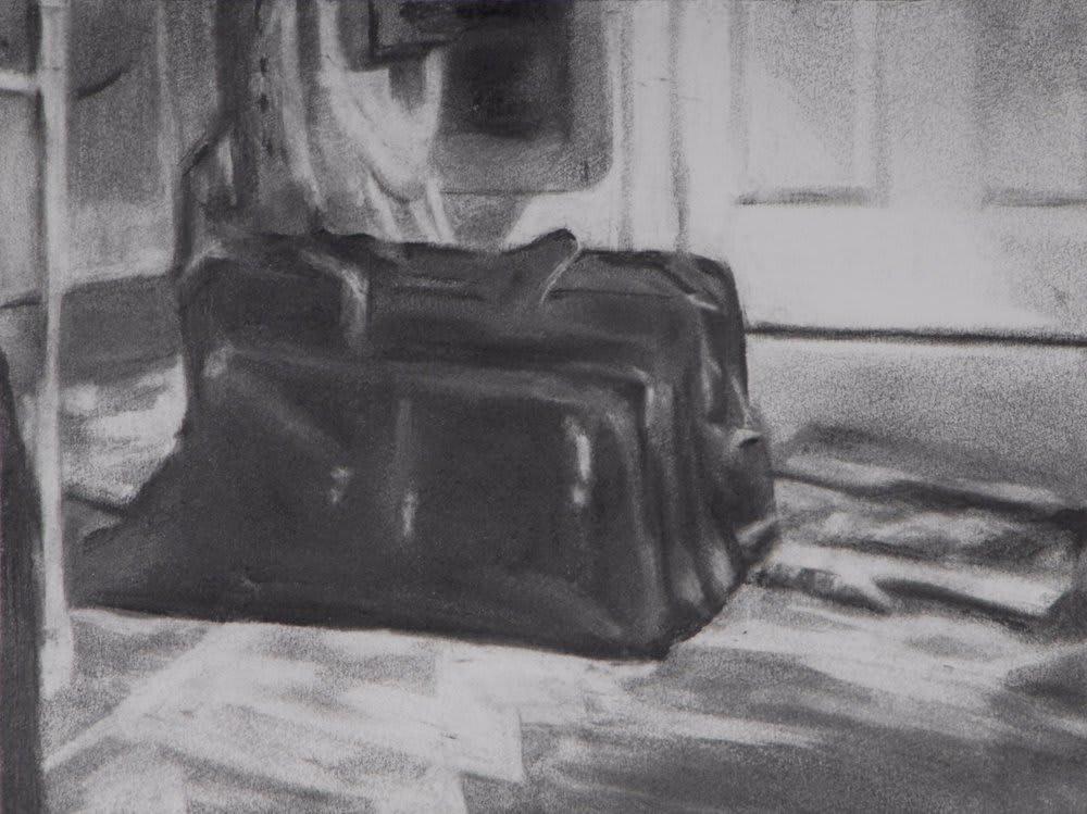 <span class=&#34;link fancybox-details-link&#34;><a href=&#34;/artists/14-rachel-lancaster/works/727/&#34;>View Detail Page</a></span><div class=&#34;artist&#34;><strong>Rachel Lancaster</strong></div> <div class=&#34;title&#34;><em>Suitcase</em>, 2007</div> <div class=&#34;medium&#34;>Graphite on Paper</div><div class=&#34;copyright_line&#34;>Copyright The Artist</div>