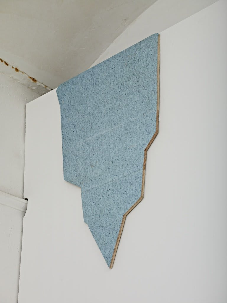 <span class=&#34;link fancybox-details-link&#34;><a href=&#34;/artists/16-paul-merrick/works/7806/&#34;>View Detail Page</a></span><div class=&#34;artist&#34;><strong>Paul Merrick</strong></div> <div class=&#34;title&#34;><em>Untitled (Stalactite)</em>, 2012</div> <div class=&#34;medium&#34;>Melamine</div> <div class=&#34;dimensions&#34;>54 x 88 cm<br />21 1/4 x 34 5/8 in</div><div class=&#34;copyright_line&#34;>Copyright The Artist</div>