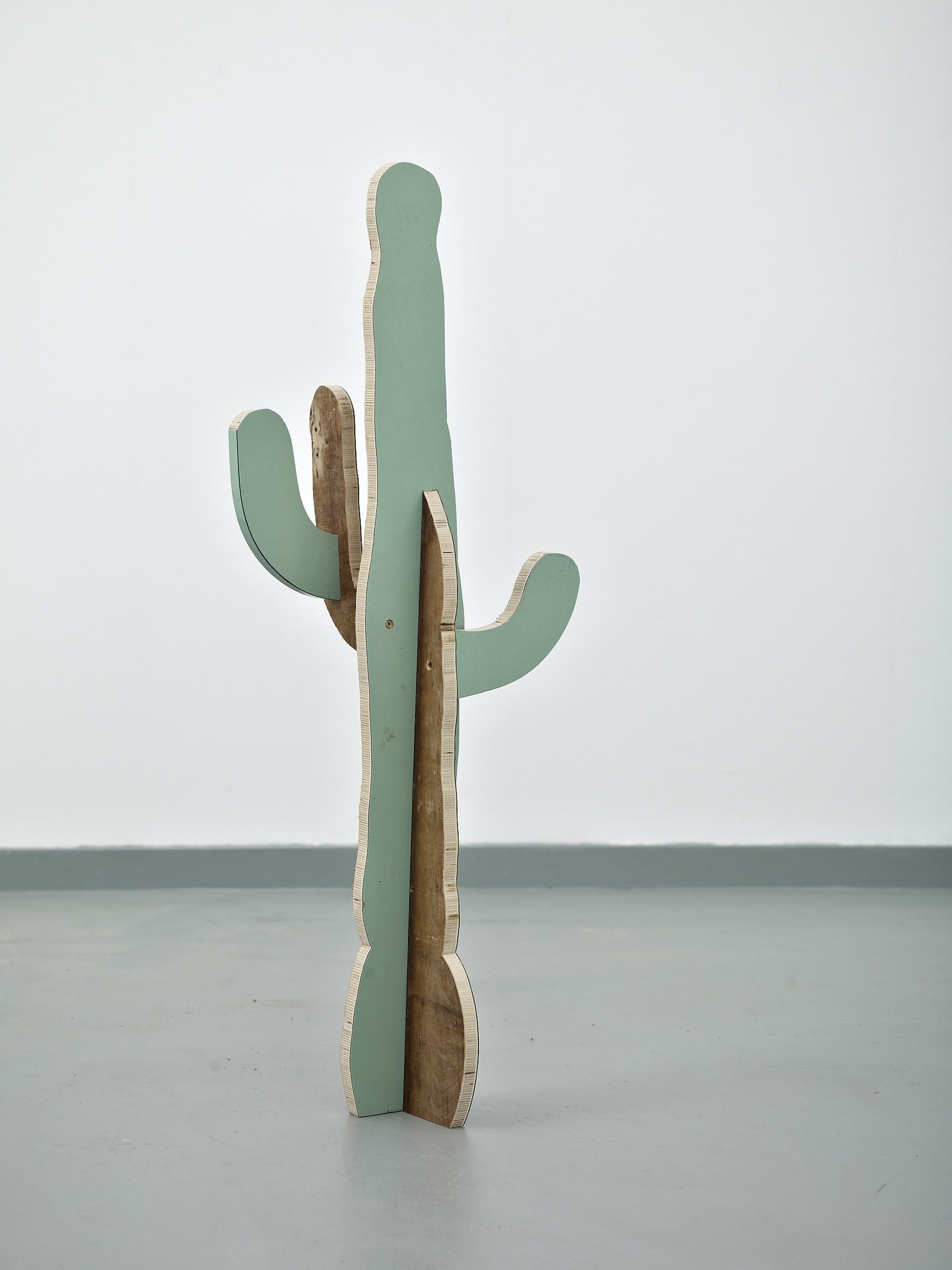 <span class=&#34;link fancybox-details-link&#34;><a href=&#34;/artists/16-paul-merrick/works/8572/&#34;>View Detail Page</a></span><div class=&#34;artist&#34;><strong>Paul Merrick</strong></div> <div class=&#34;title&#34;><em>Cactus (Saguaro)</em>, 2014</div> <div class=&#34;medium&#34;>Melamine</div> <div class=&#34;dimensions&#34;>105 x 40 x 40 cm<br />41 3/8 x 15 3/4 x 15 3/4 in</div><div class=&#34;copyright_line&#34;>Copyright The Artist</div>