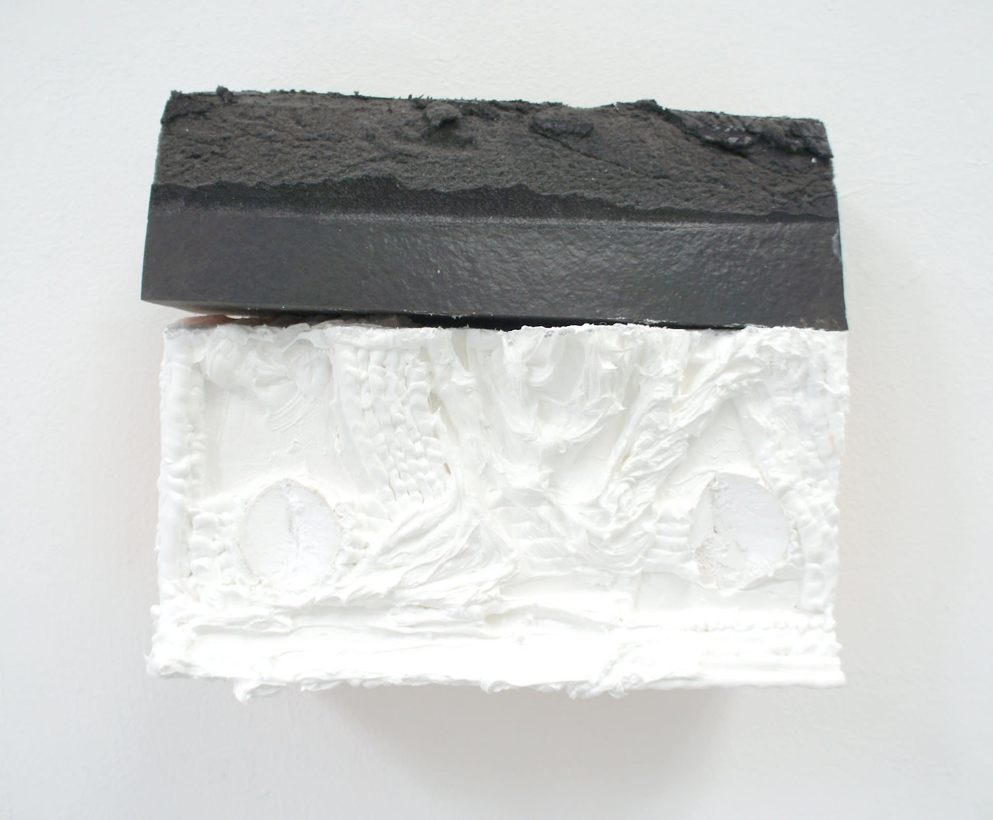 <span class=&#34;link fancybox-details-link&#34;><a href=&#34;/exhibitions/48/works/artworks8153/&#34;>View Detail Page</a></span><div class=&#34;medium&#34;>Foam, silicone, polystyrene and wood</div> <div class=&#34;dimensions&#34;>38.5 x 33 x 17 cm<br />15 1/8 x 13 x 6 3/4 in</div>