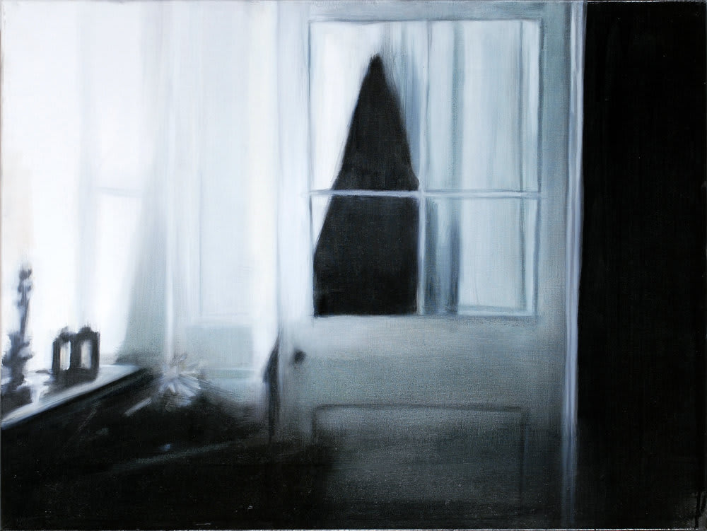 <span class=&#34;link fancybox-details-link&#34;><a href=&#34;/artists/14-rachel-lancaster/works/1645/&#34;>View Detail Page</a></span><div class=&#34;artist&#34;><strong>Rachel Lancaster</strong></div> <div class=&#34;title&#34;><em>White Door</em>, 2007</div> <div class=&#34;medium&#34;>Oil on Canvas</div> <div class=&#34;dimensions&#34;>46 x 61 cms<br />18.12 x 24.03 inches</div><div class=&#34;copyright_line&#34;>Copyright The Artist</div>