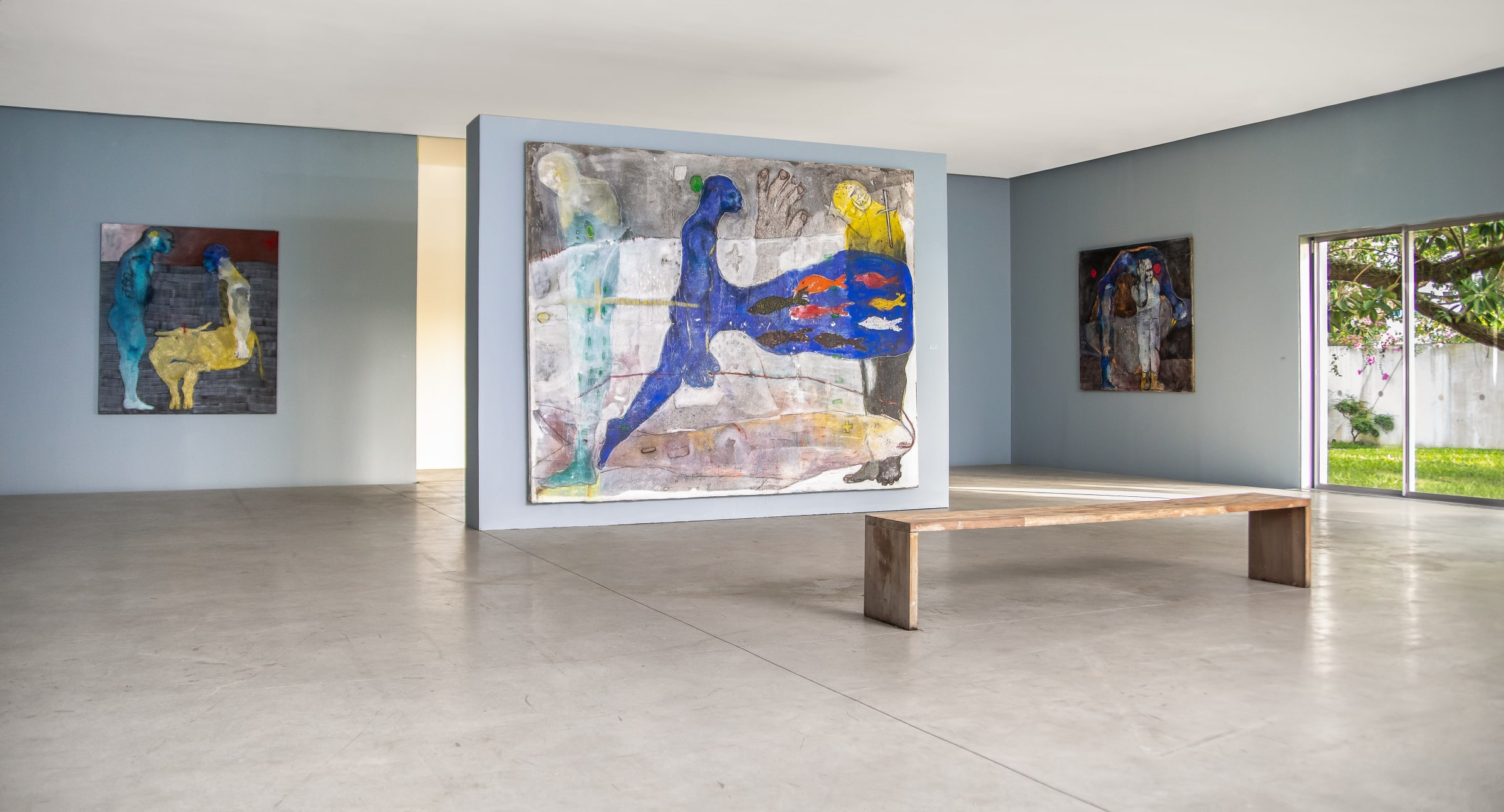 Silentium | 9 Mars - 18 Mai 2019 - Installation Views | Cécile Fakhoury