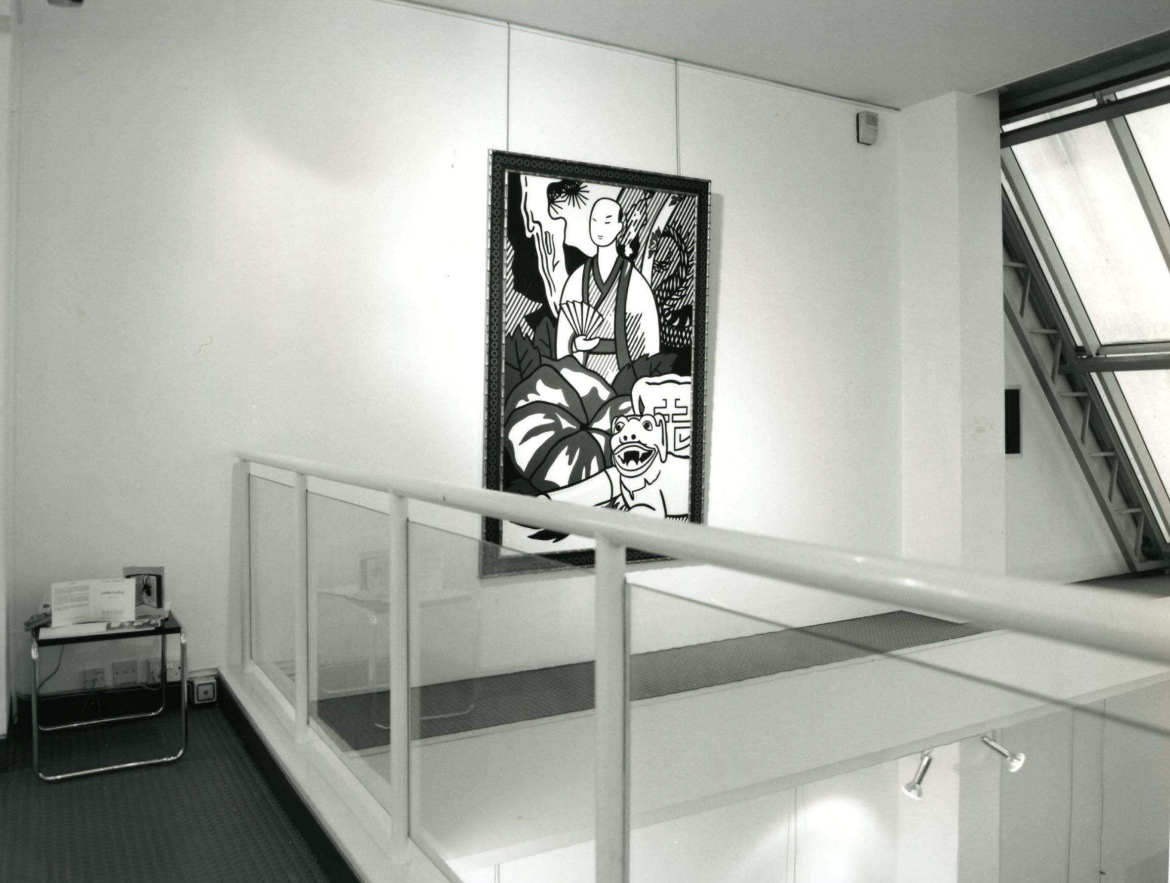 """<span class=""""link fancybox-details-link""""><a href=""""/exhibitions/142/works/image_standalone580/"""">View Detail Page</a></span><p>TOM WESSLEMANN 