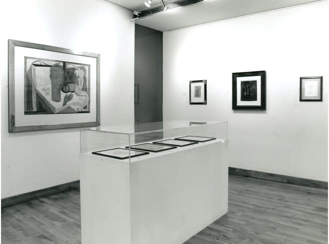 """<span class=""""link fancybox-details-link""""><a href=""""/exhibitions/178/works/image_standalone807/"""">View Detail Page</a></span><p>WORKS ON PAPER   15 JUN - 31 AUG 1996   Installation View</p>"""