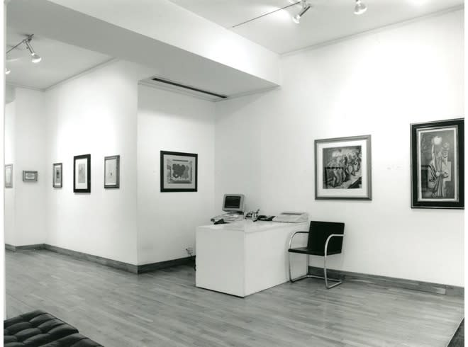 """<span class=""""link fancybox-details-link""""><a href=""""/exhibitions/178/works/image_standalone802/"""">View Detail Page</a></span><p>WORKS ON PAPER   15 JUN - 31 AUG 1996   Installation View</p>"""