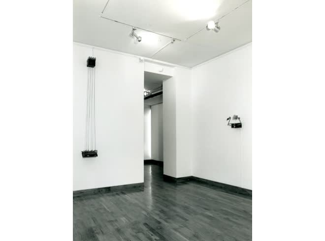 """<span class=""""link fancybox-details-link""""><a href=""""/exhibitions/203/works/image_standalone956/"""">View Detail Page</a></span><p>REBECCA HORN   01 JUN - 31 AUG 1992   Installation View</p>"""