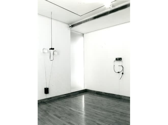 """<span class=""""link fancybox-details-link""""><a href=""""/exhibitions/203/works/image_standalone957/"""">View Detail Page</a></span><p>REBECCA HORN   01 JUN - 31 AUG 1992   Installation View</p>"""