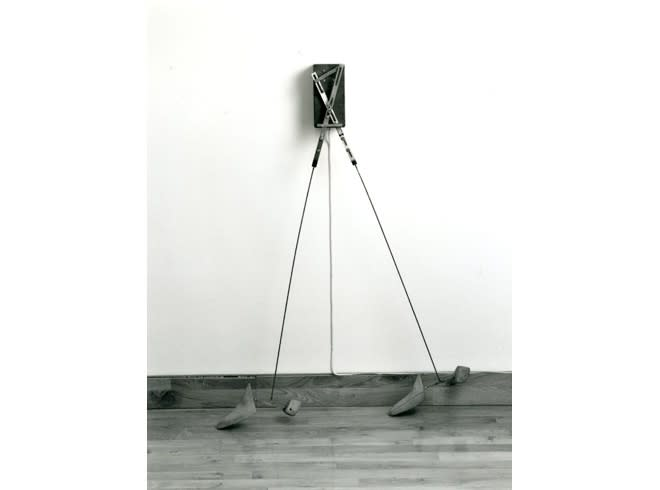 """<span class=""""link fancybox-details-link""""><a href=""""/exhibitions/203/works/image_standalone960/"""">View Detail Page</a></span><p>REBECCA HORN   01 JUN - 31 AUG 1992   Installation View</p>"""