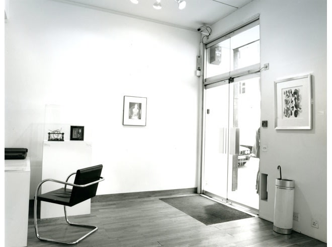"""<span class=""""link fancybox-details-link""""><a href=""""/exhibitions/217/works/image_standalone1060/"""">View Detail Page</a></span><p>MAN RAY AND ROLAND PENROSE   TWO OLD PALS   26 JUN - 31 AUG 1990   Installation View</p>"""