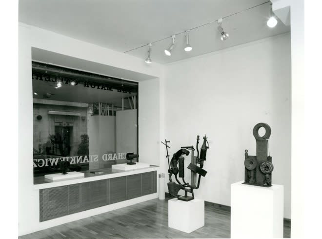 "<span class=""link fancybox-details-link""><a href=""/exhibitions/253/works/image_standalone1307/"">View Detail Page</a></span><p>RICHARD STANKIEWICZ 